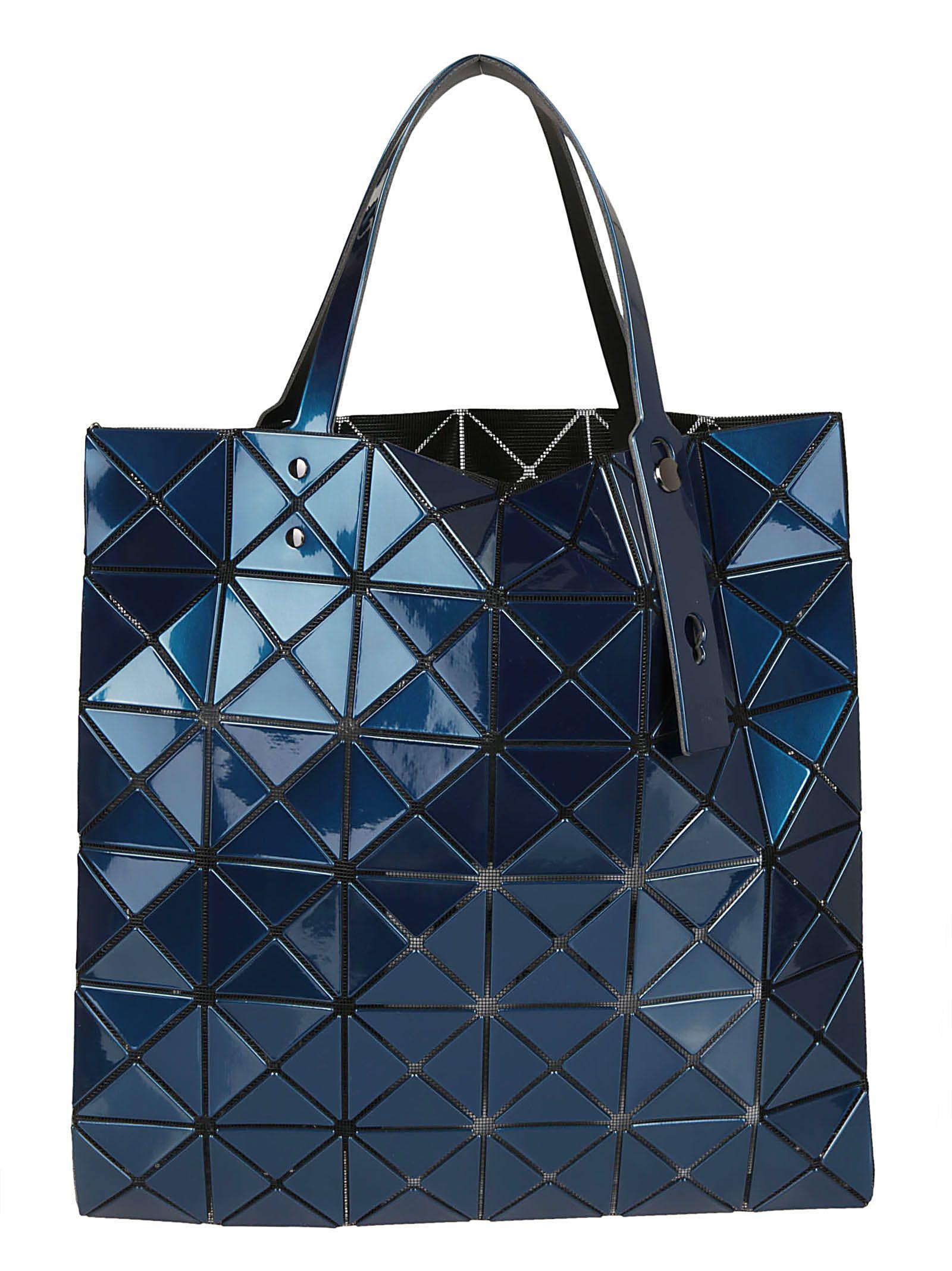 145225a1243b Bao Bao Issey Miyake Lucent Shopper Bag In Blue