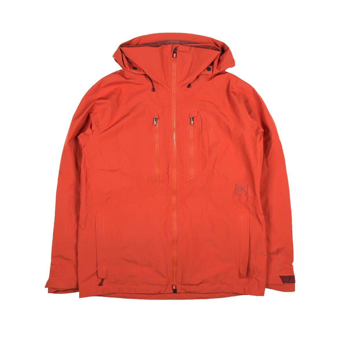 BURTON Goretex Swash Jacket in Red