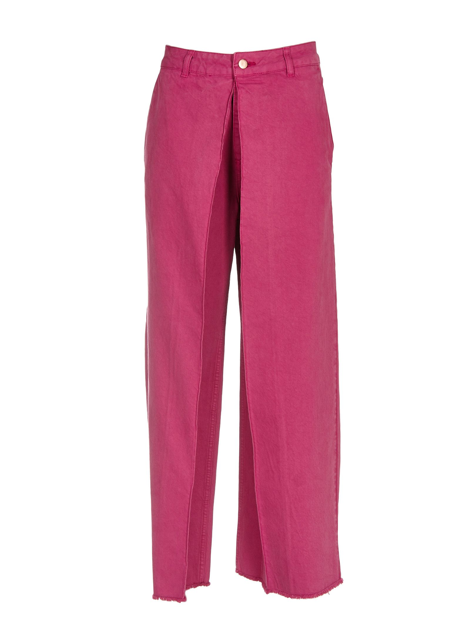 aalto female aalto layered wide trousers