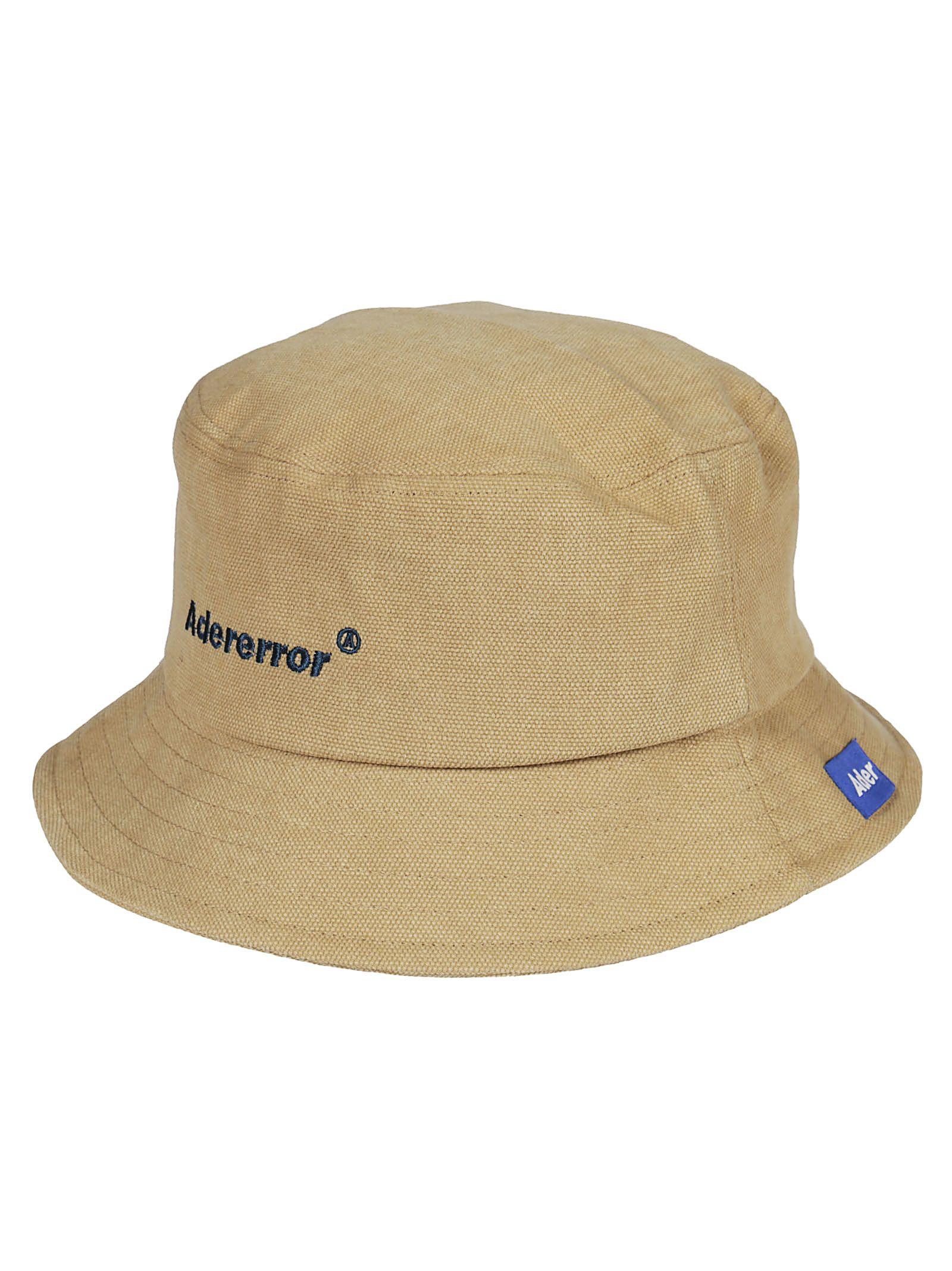 Ader Error EMBROIDERED LOGO HAT