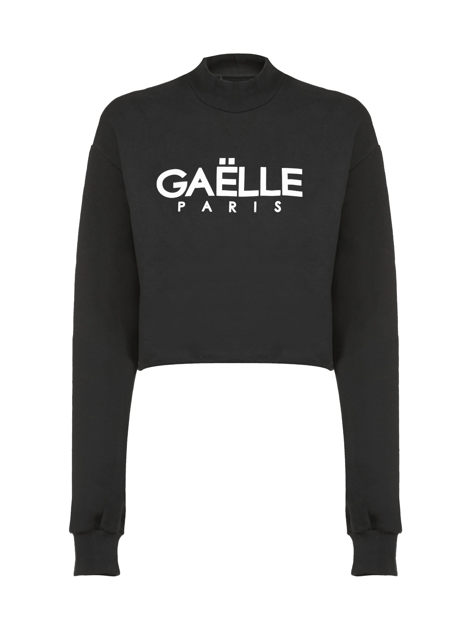 gaelle bonheur -  Cropped Sweatshirt