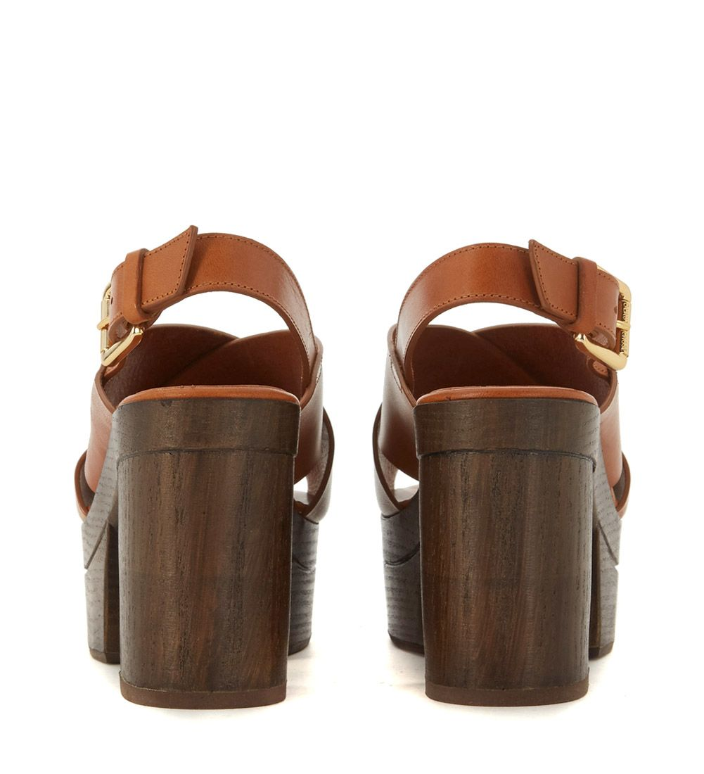 L Autre Chose Maine leather clog women's Sandals in Cheap Price Cheap Sale Fast Delivery Outlet Newest For Sale Online Store Clearance Shop For rbarNu