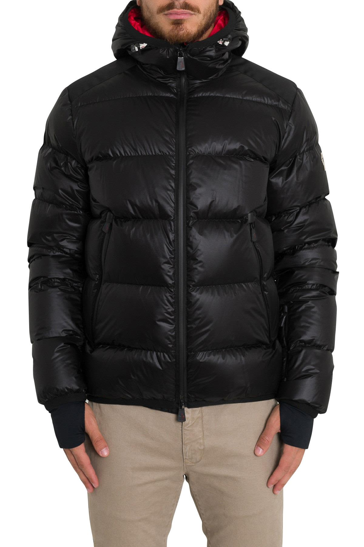 f8664dbad569 Moncler Grenoble Hinterlux Down Jacket In Nero