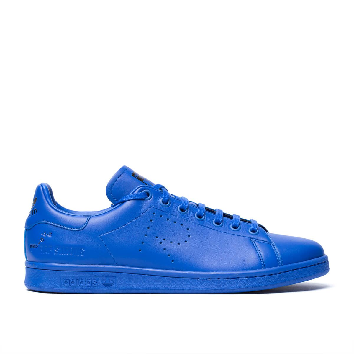 ADIDAS BY RAF SIMONS Rs Stan Smith Sneakers in Power Blue