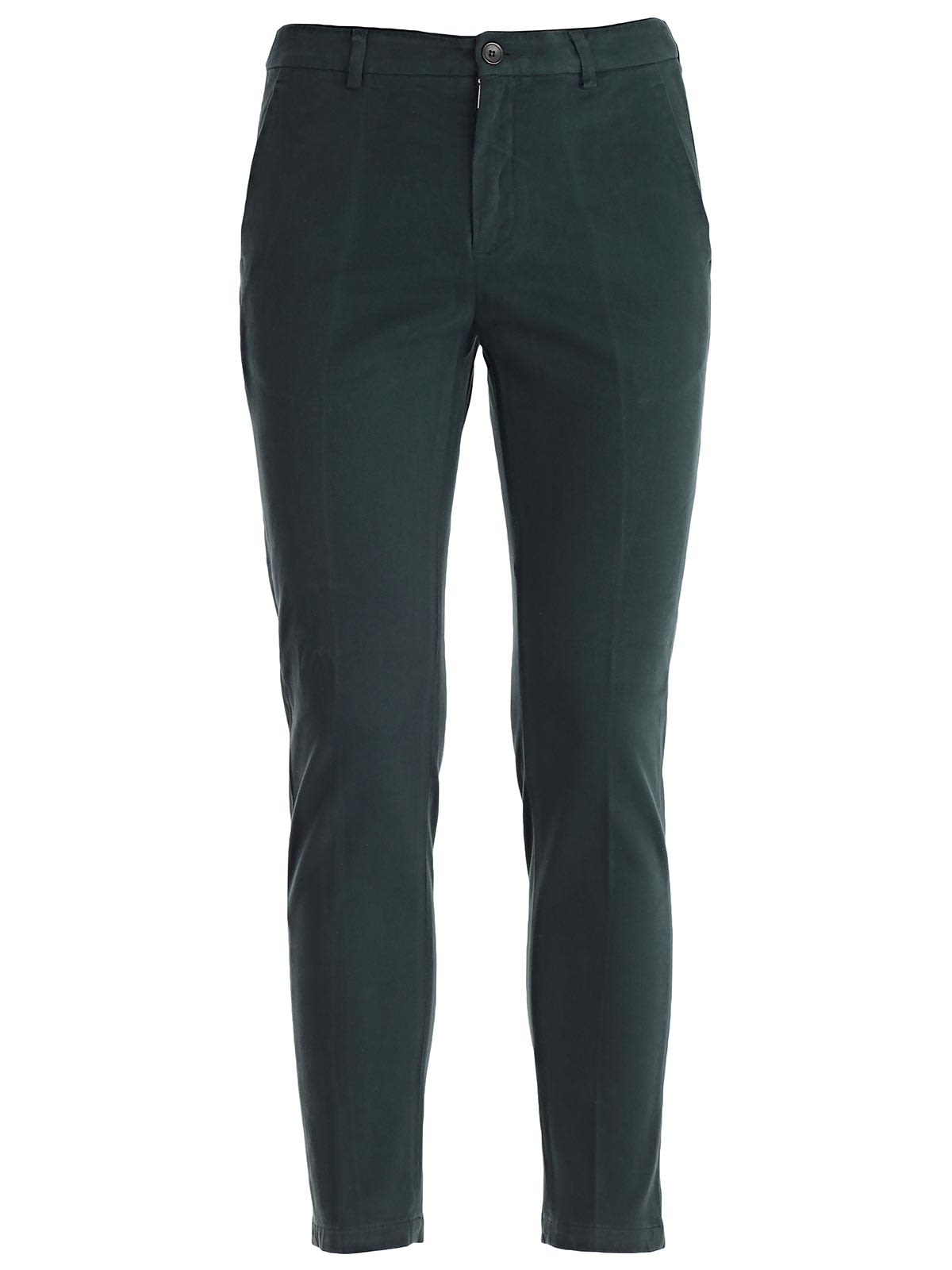 DEPARTMENT 5 CLASSIC SLIM FIT TROUSERS