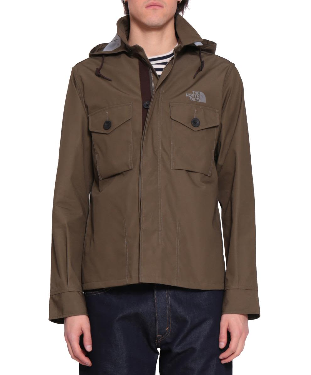 JUNYA WATANABE THE NORTH FACE EDITION COTTON JACKET