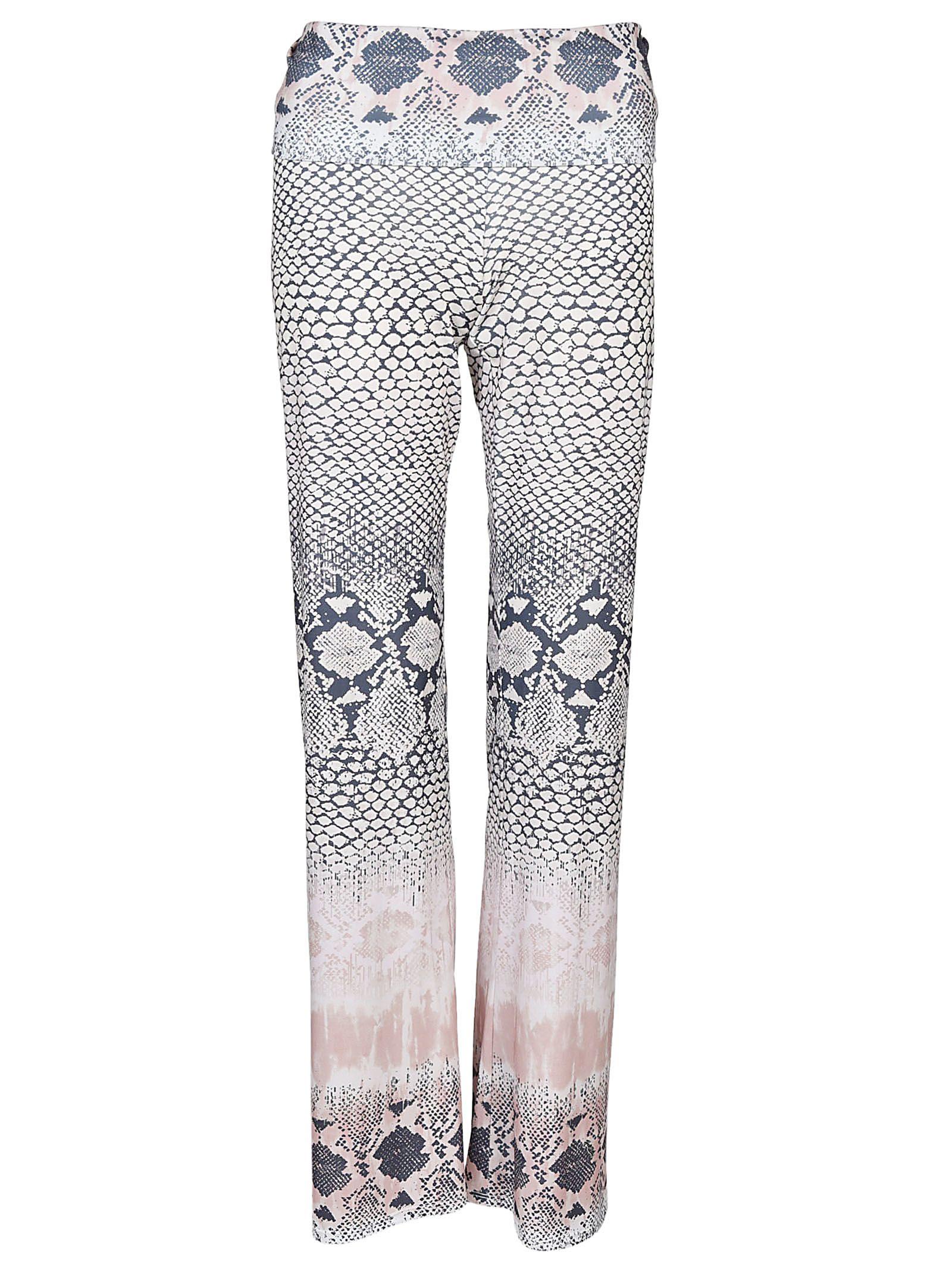 hale bob -  Snake Print Trousers