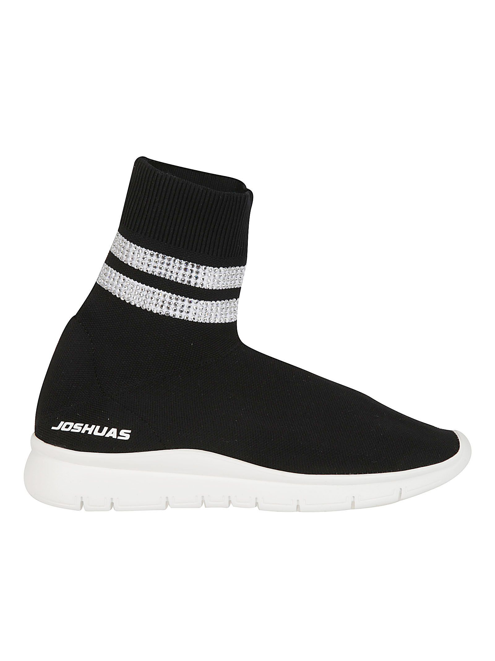 Joshua Sanders Sock Hi-top Sneakers