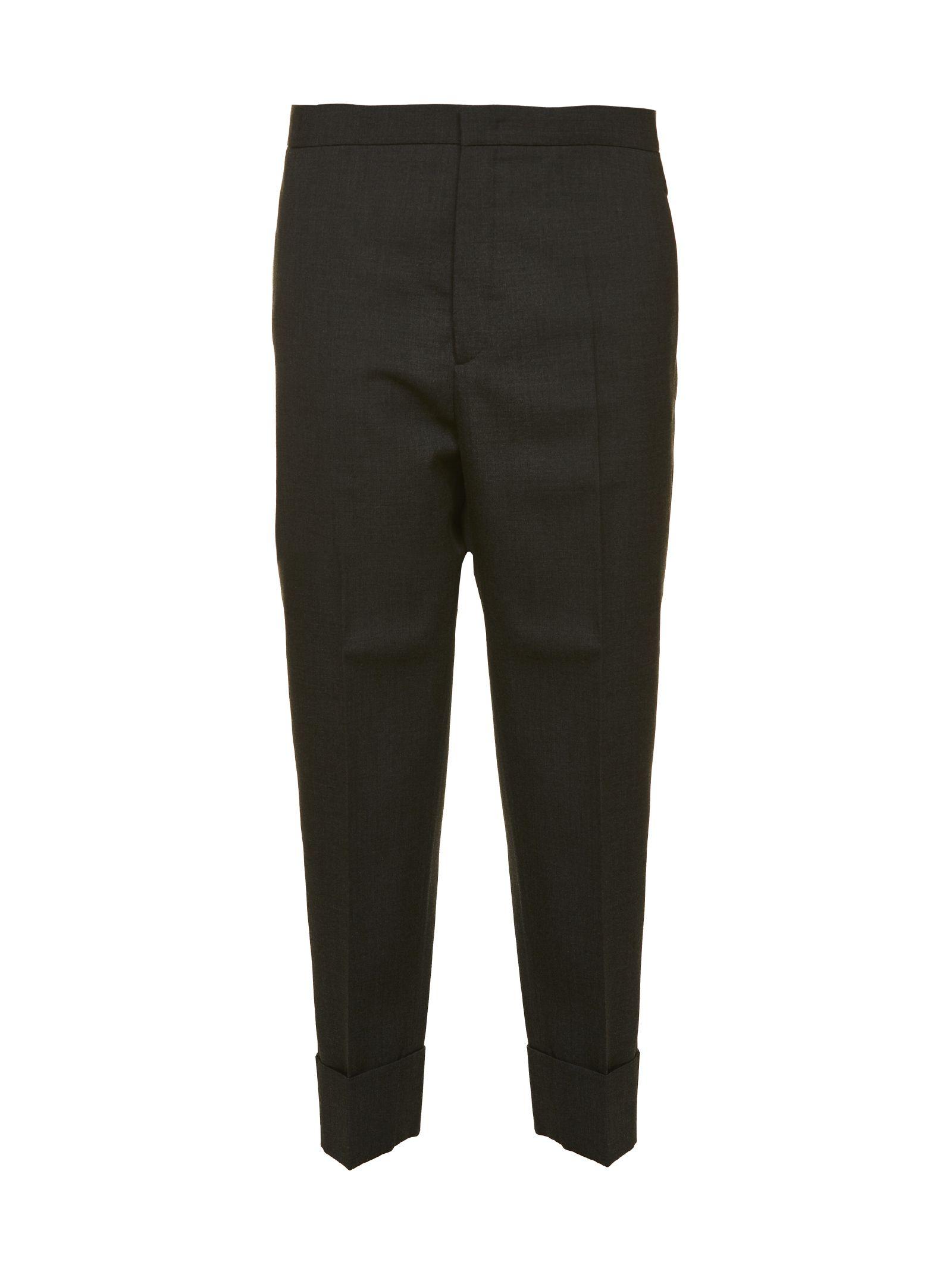Jil Sander Cropped Trousers