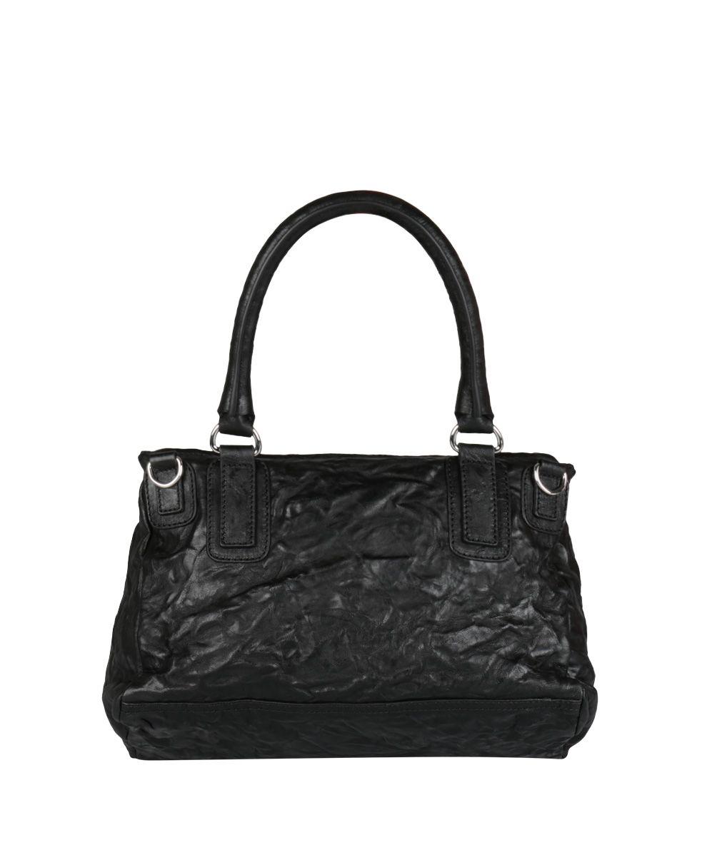 Givenchy Shoulder Bag for Women, Pandora, Black, Leather, 2017, one size