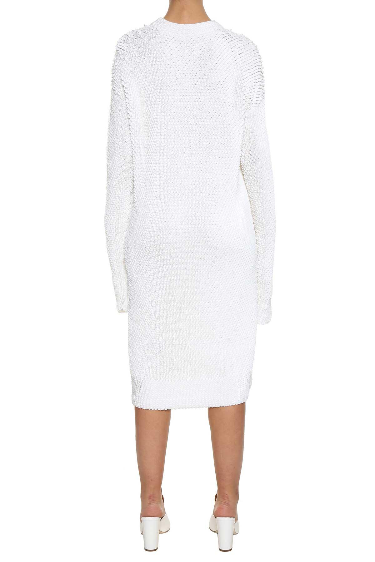 Hyper Online Discount Websites Allover sequins knit dress Krizia Comfortable Cheap Online ztUGmcKp