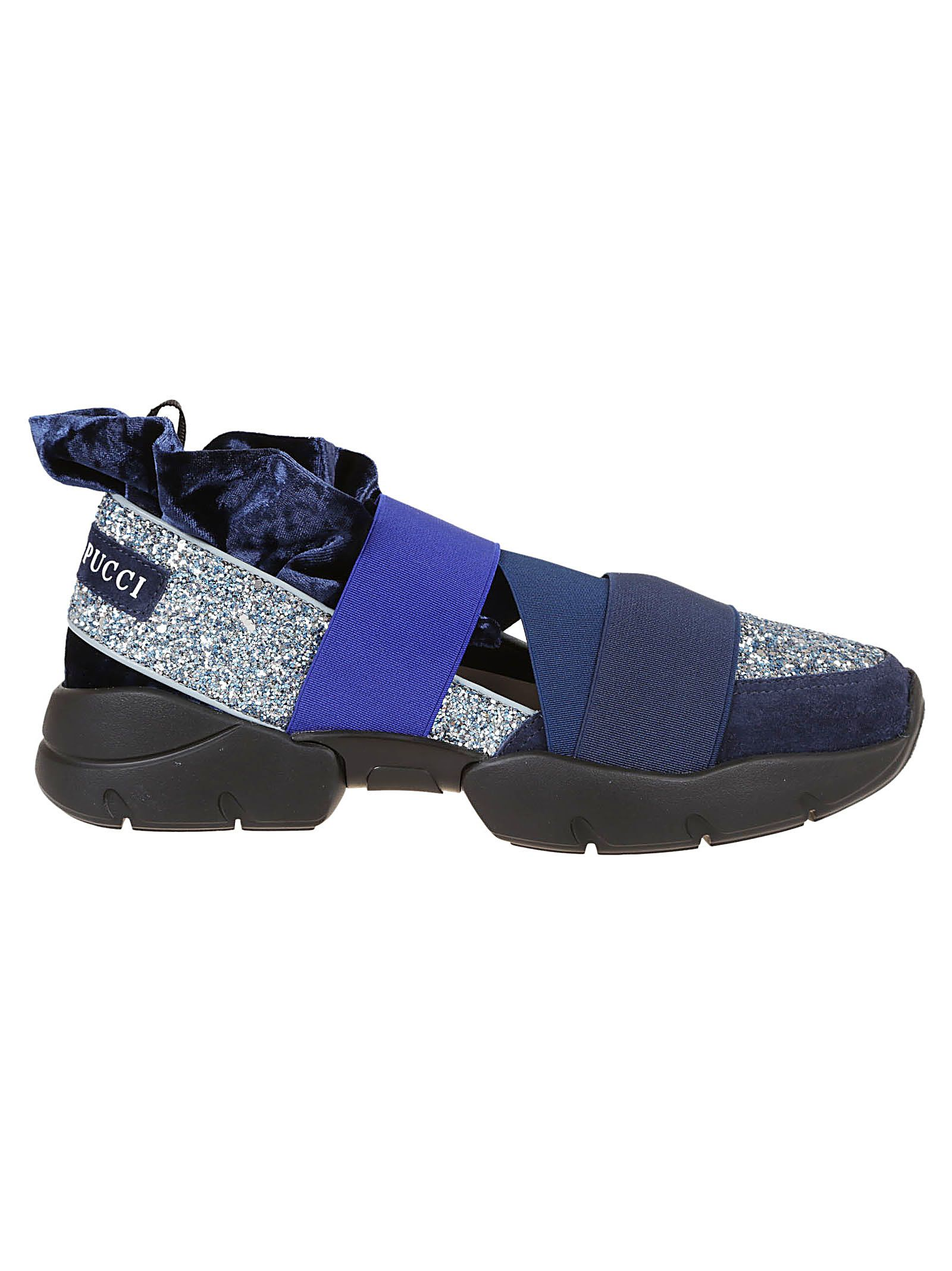 CITY UP SLIP-ON SNEAKERS