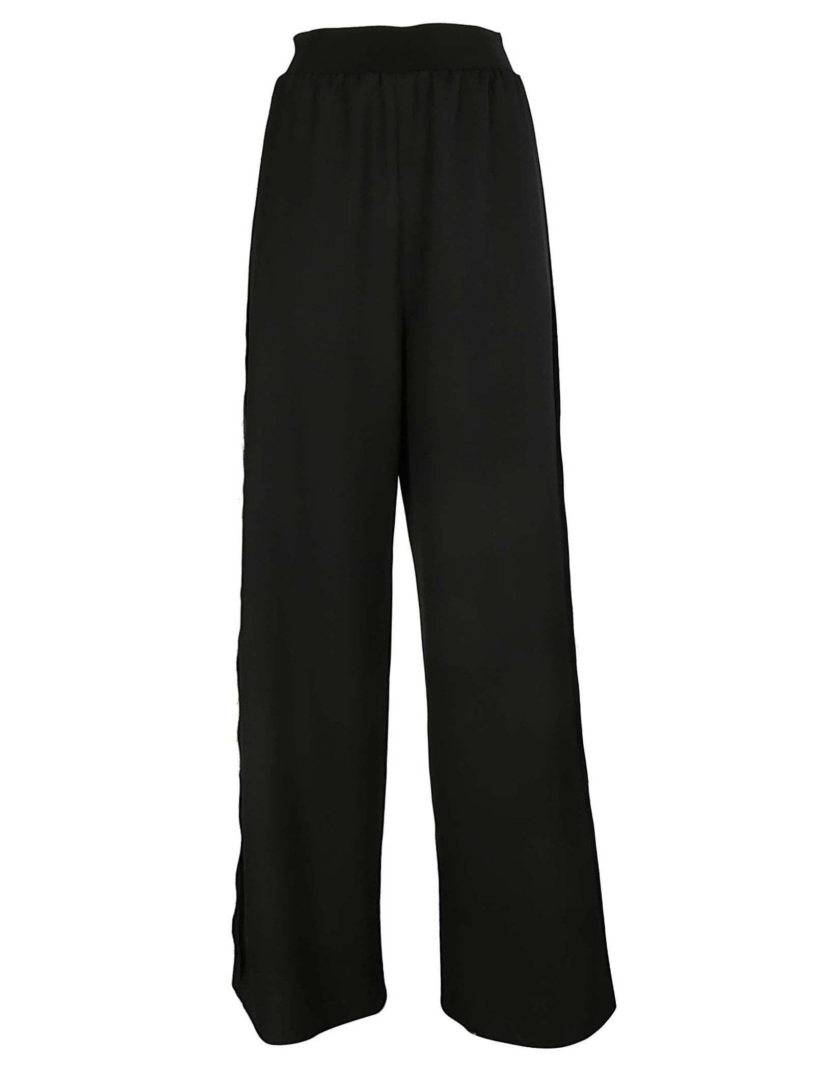 maison margiela -  High-waist Wide Leg Trousers