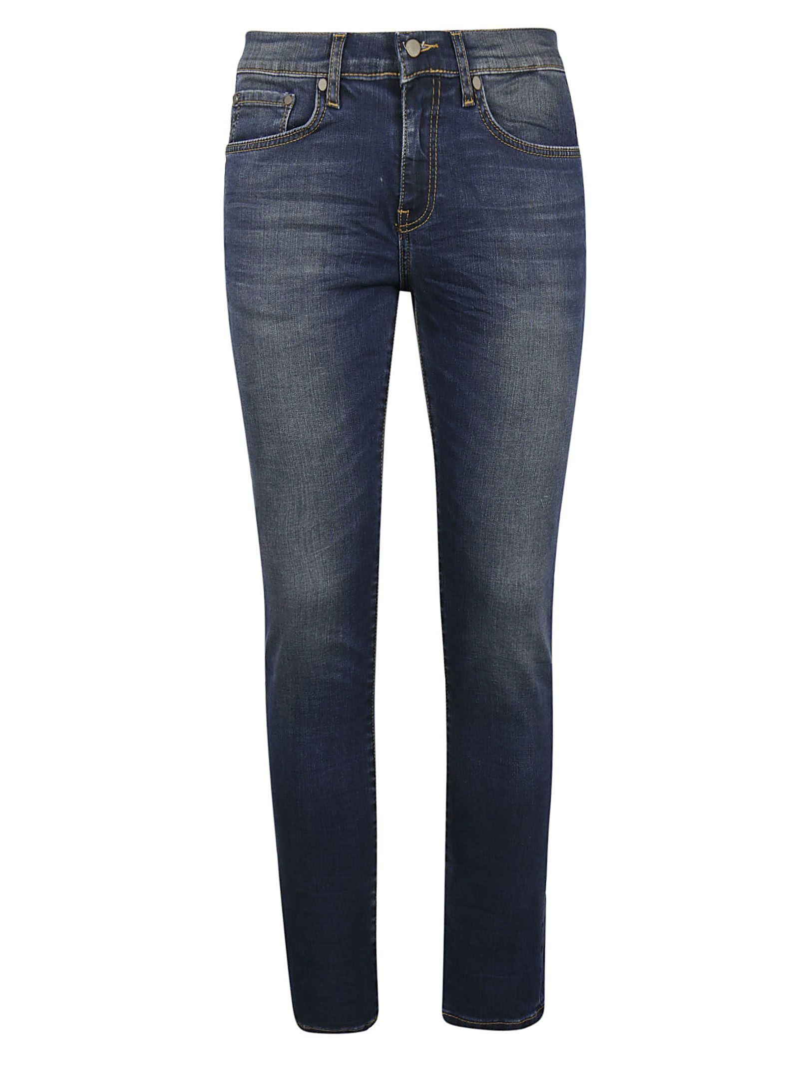 BRIAN DALES Skinny Fit Jeans in 013