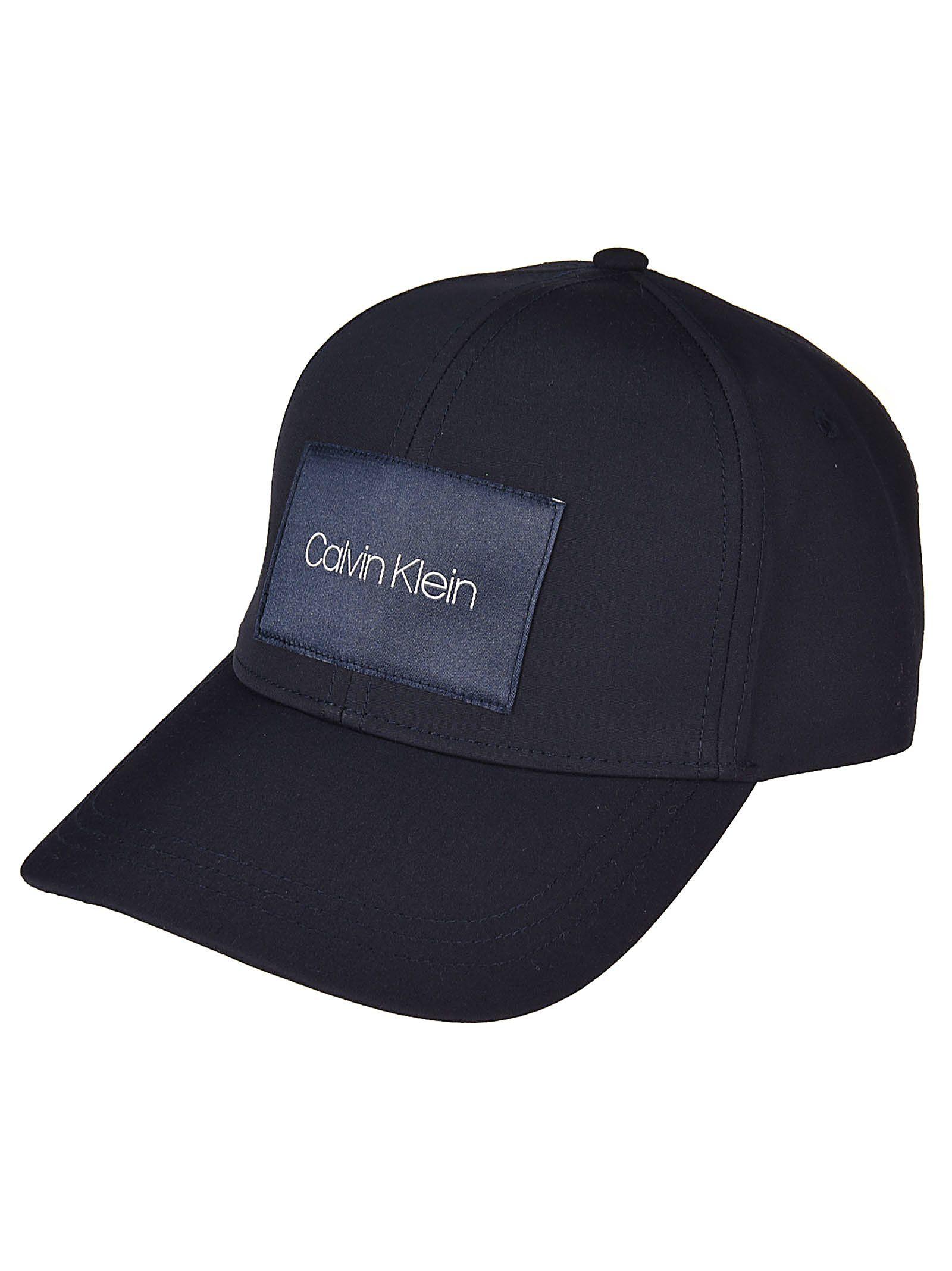 calvin klein -  Logo Patch Cap