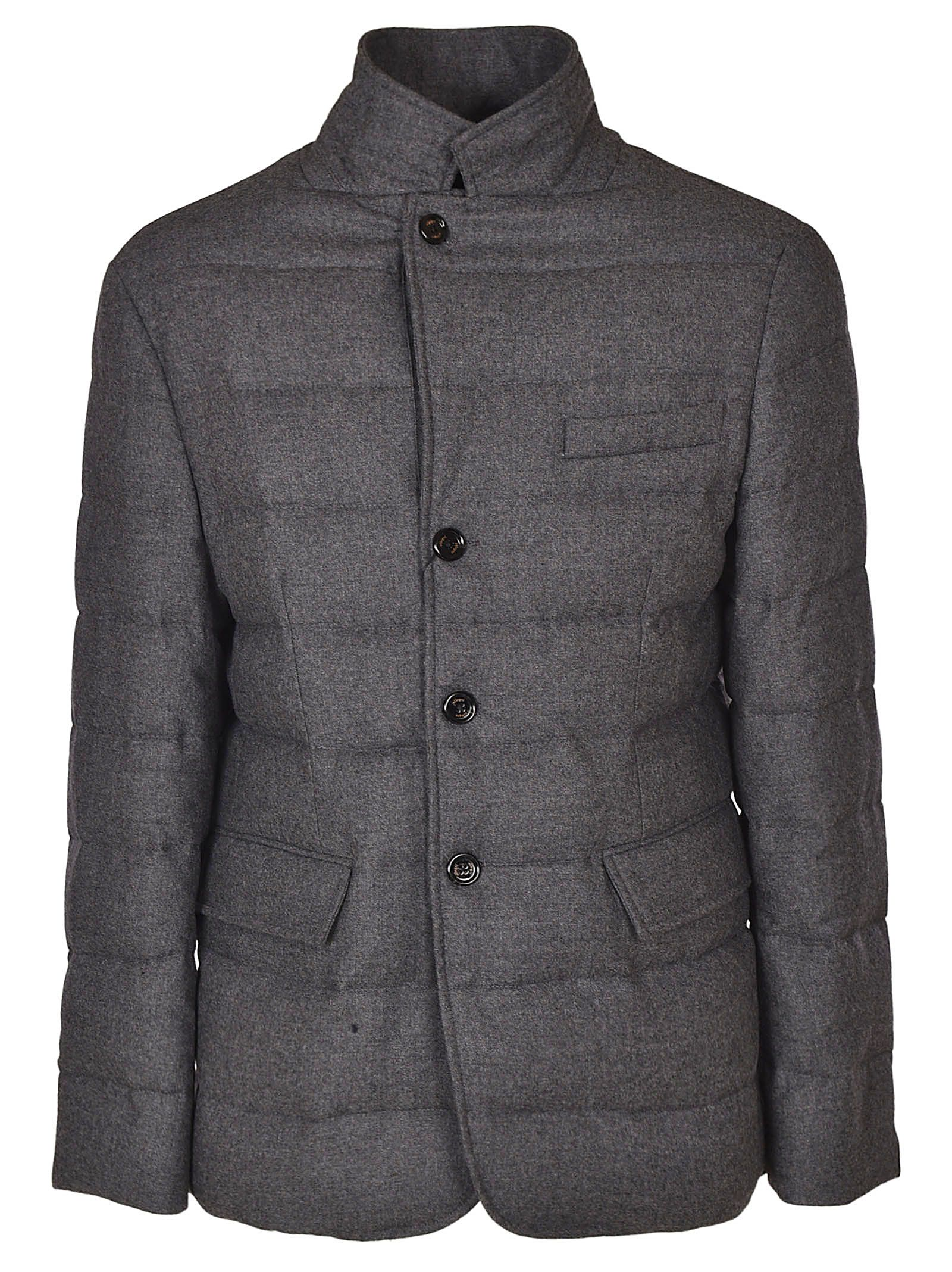 ALLEGRI Button Up Padded Jacket in 4500