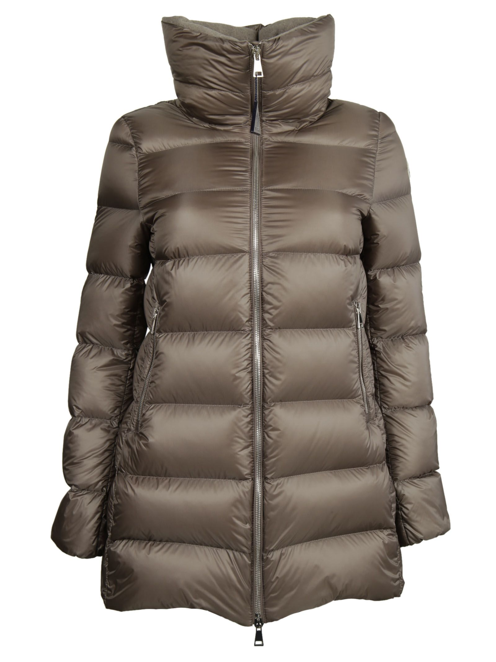 Moncler Torcyn Padded Jacket - Light Brown ...