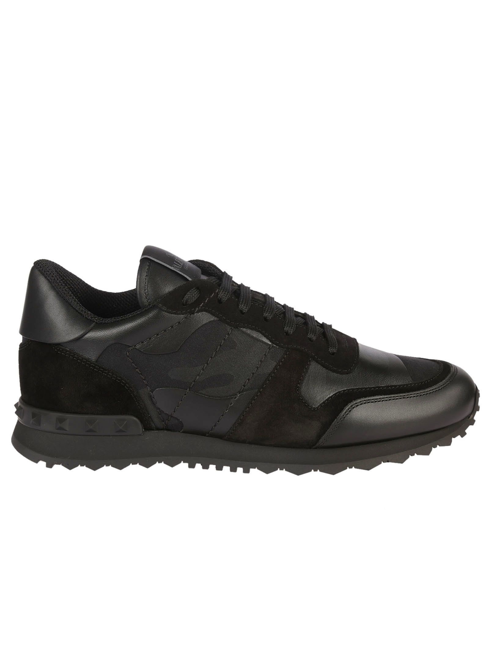 Sneakers - Black Valentino