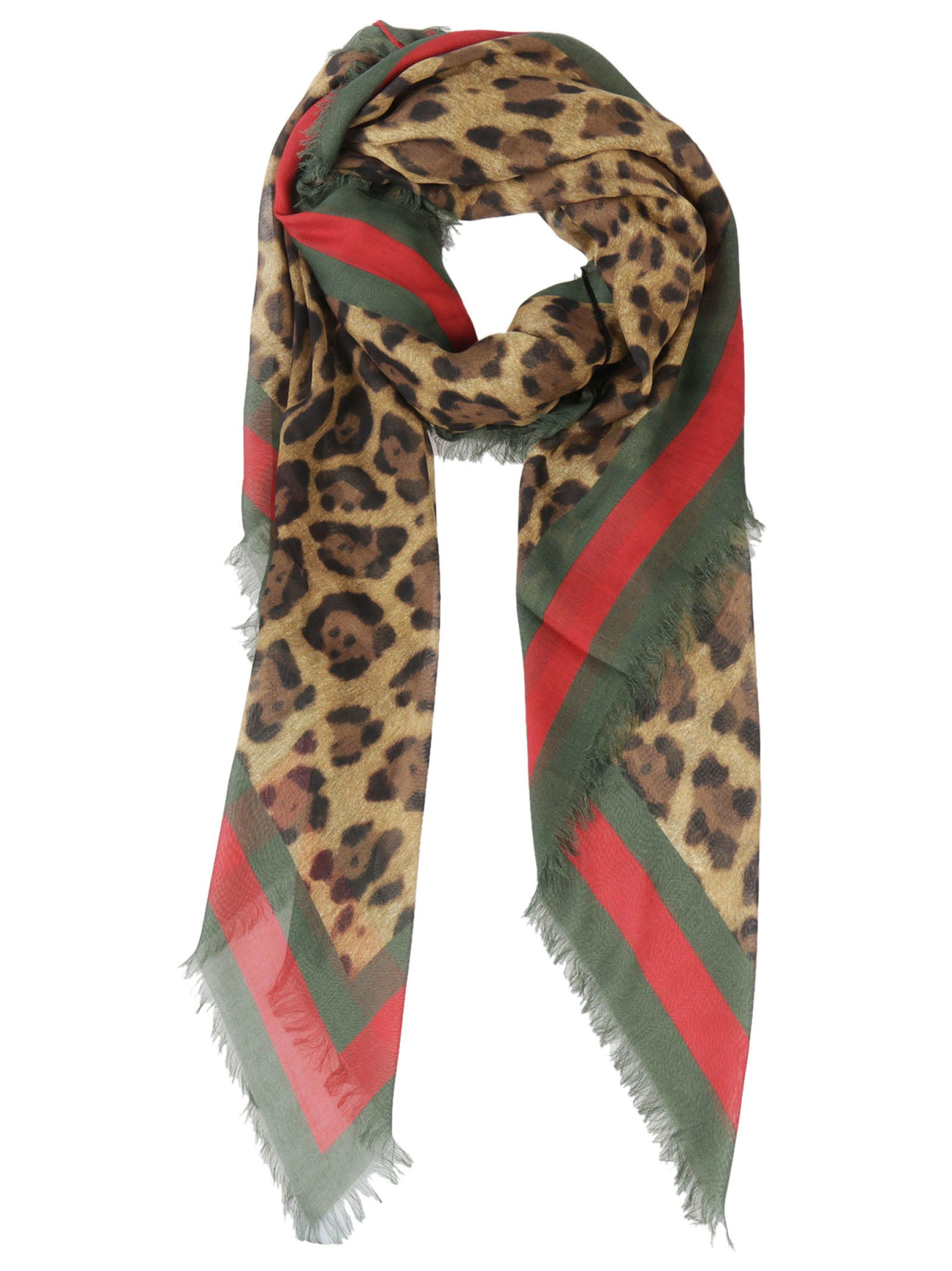 Awesome! Best price in the market for Gucci Leopard Scarf
