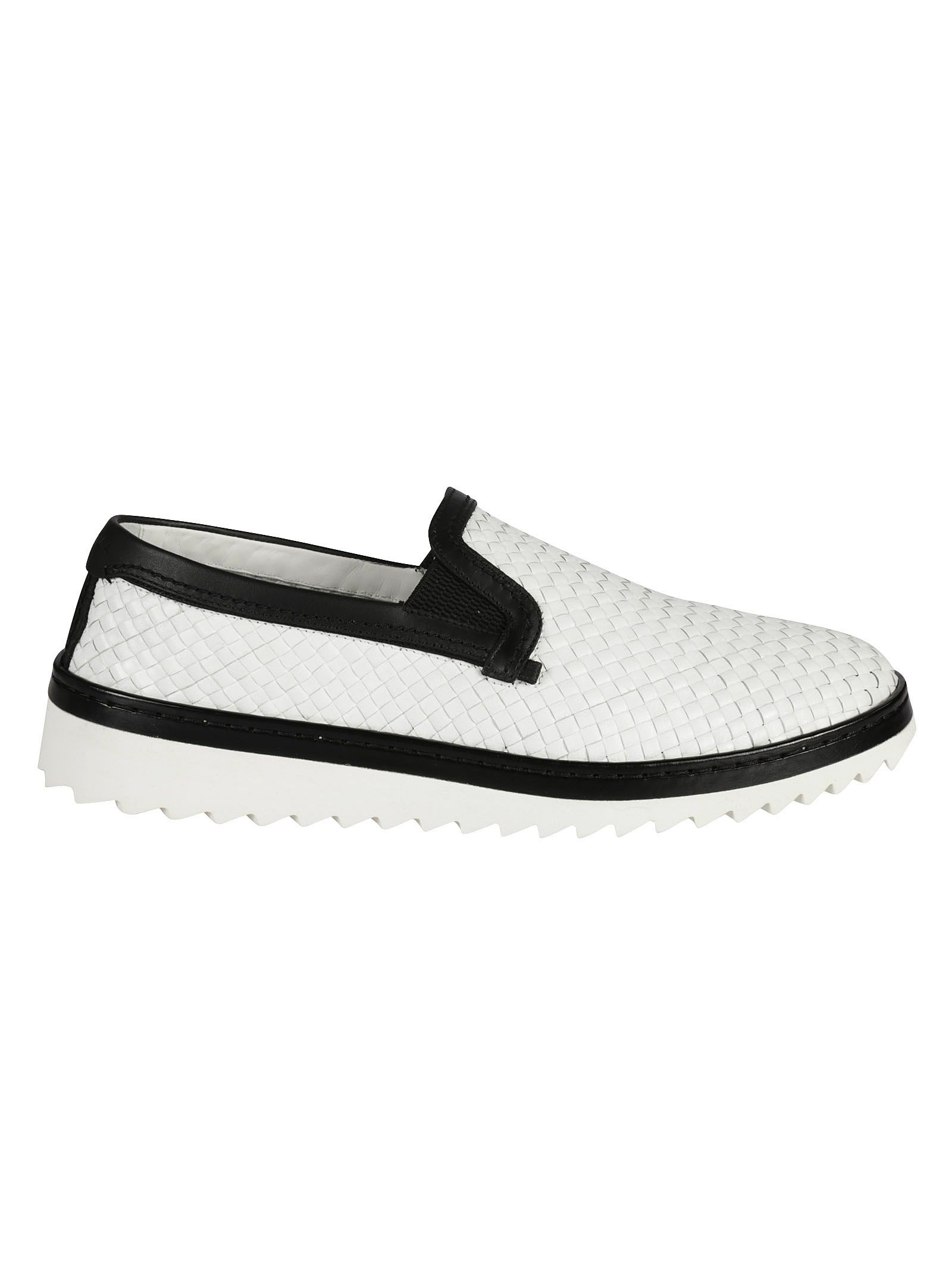 outlet clearance Dolce & Gabbana woven slip-on sneakers quality from china cheap shop YQION