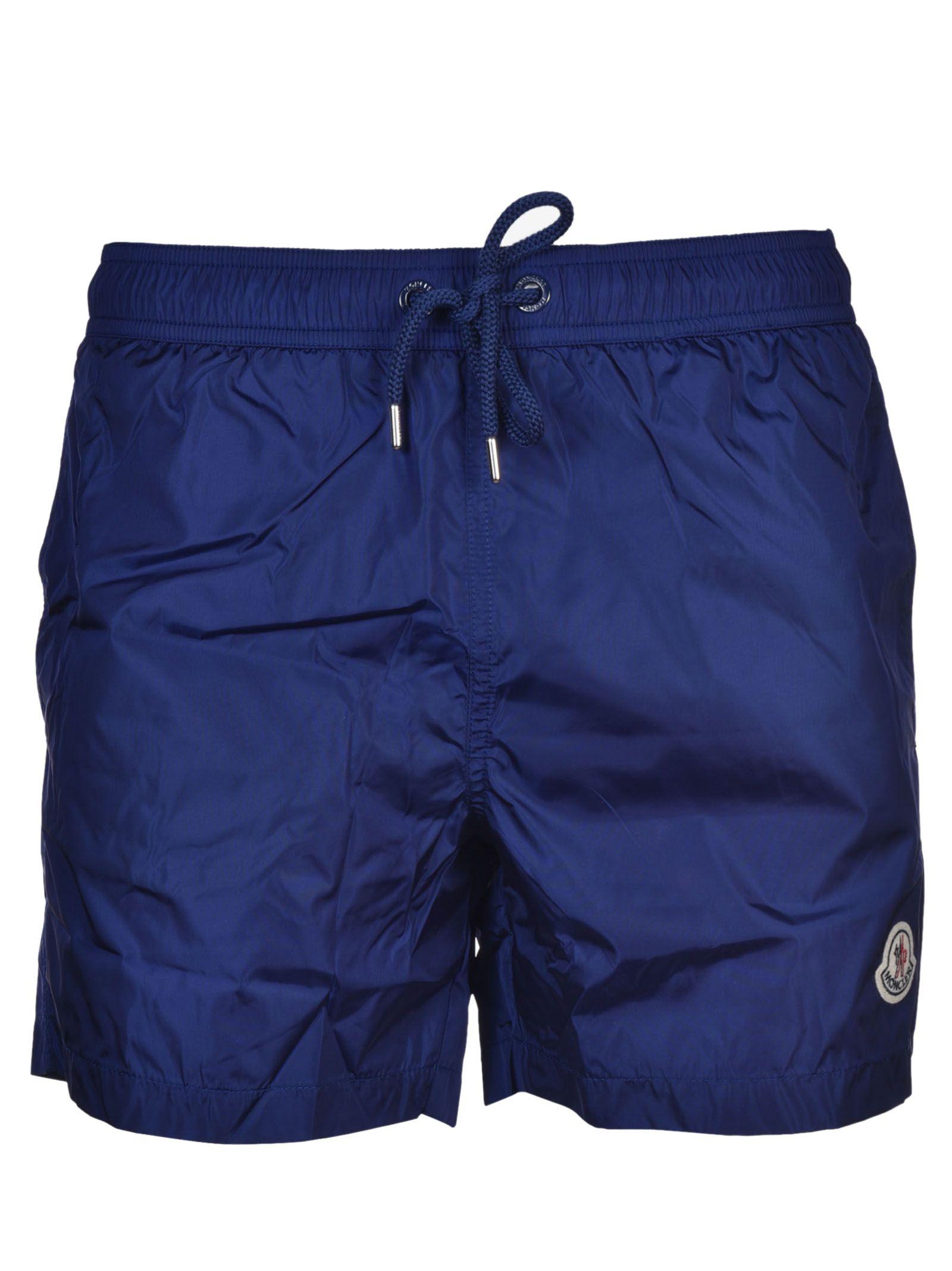Moncler Boxer Shorts - Blue ...
