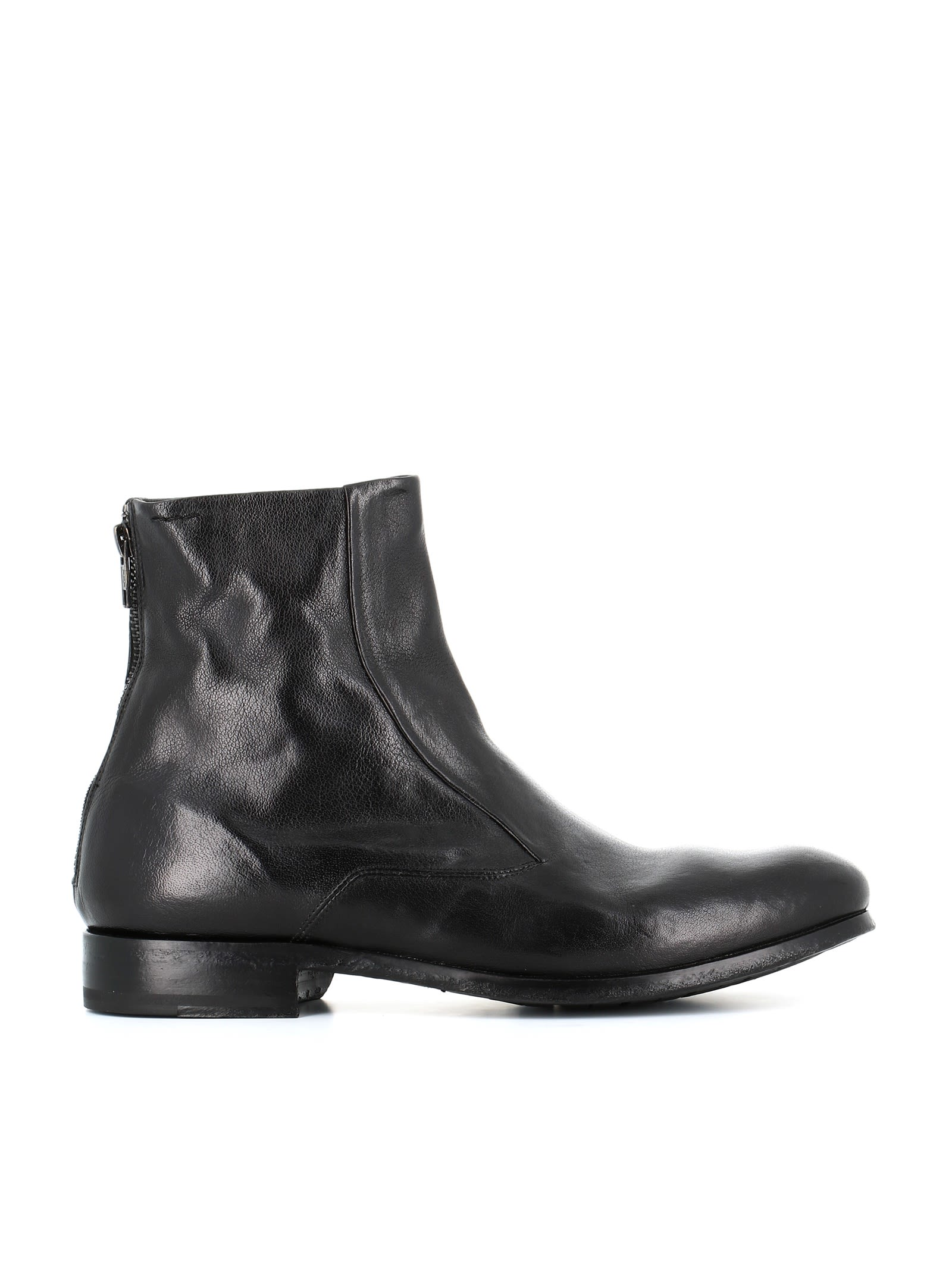"""ALEXANDER HOTTO Ankle Boot """"54034"""" in Black"""