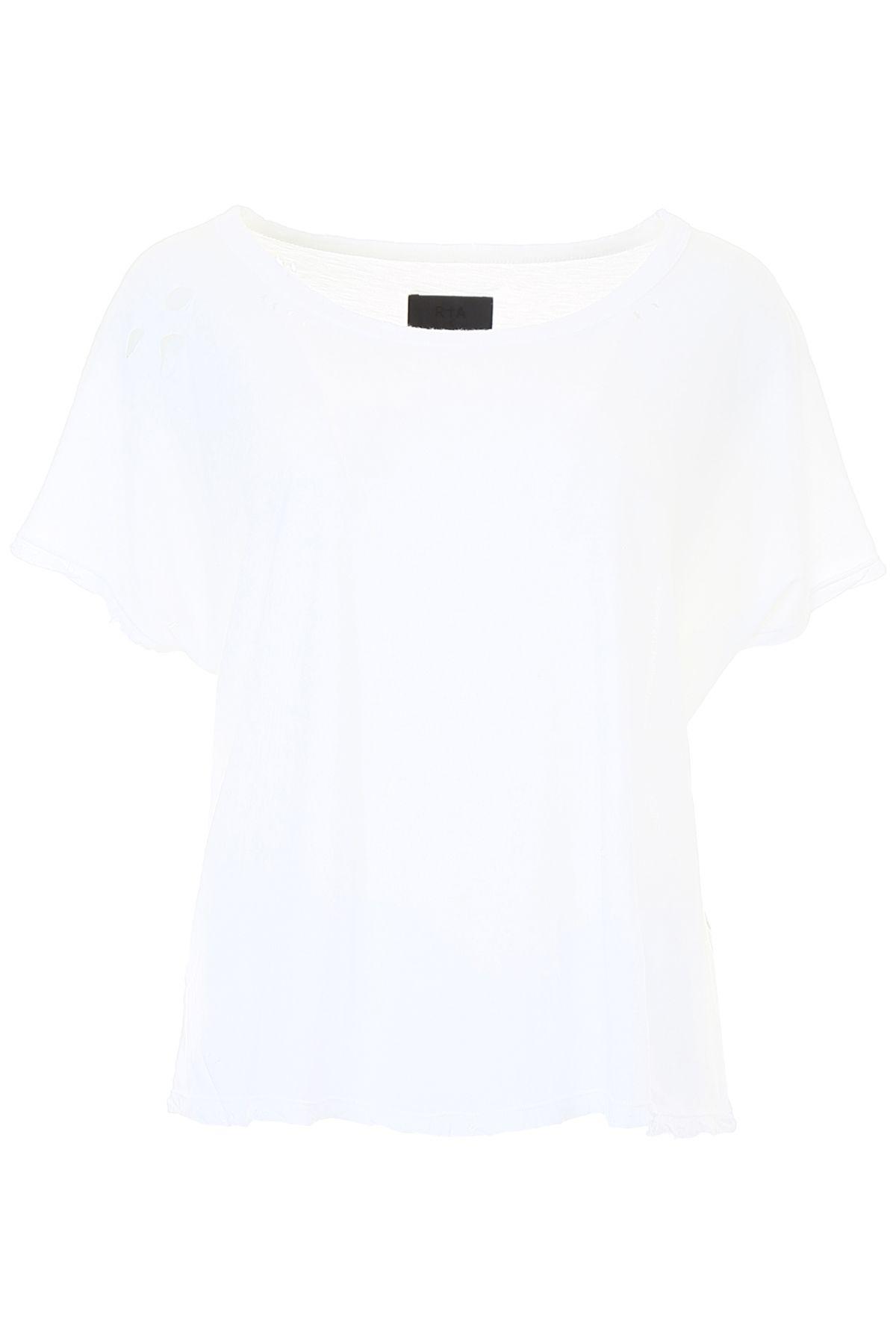 RTA T-shirt Dawn en cachemire 4dN8G25hZr