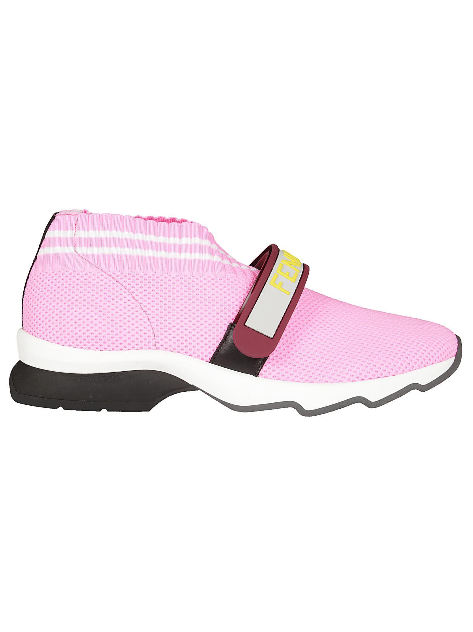 Fendi Branded Slip On Sneakers How Much VLG67