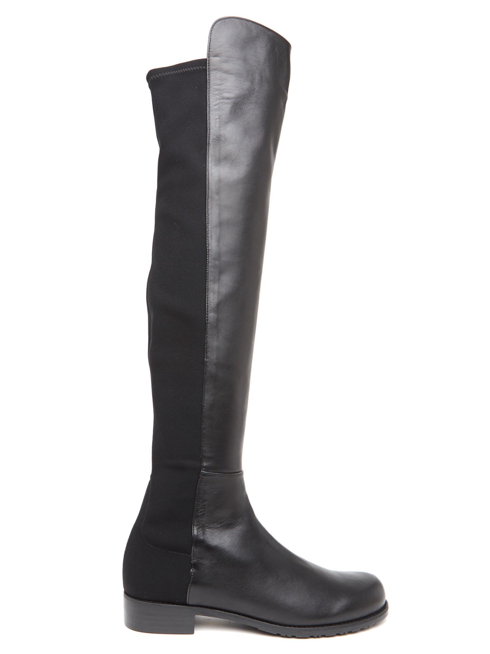 '5050' Shoes, Black