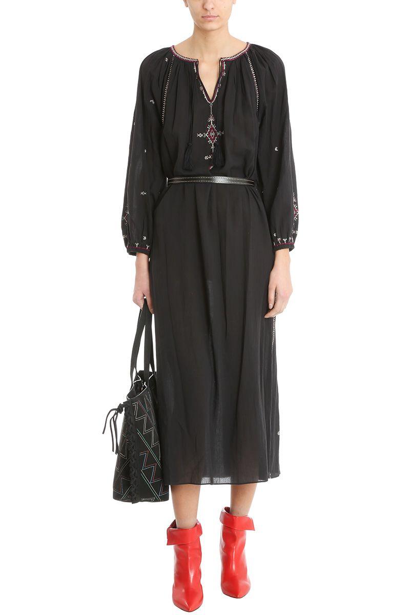 Isabel marant etoile isabel marant etoile meadlon dress for Isabel marant shirt dress