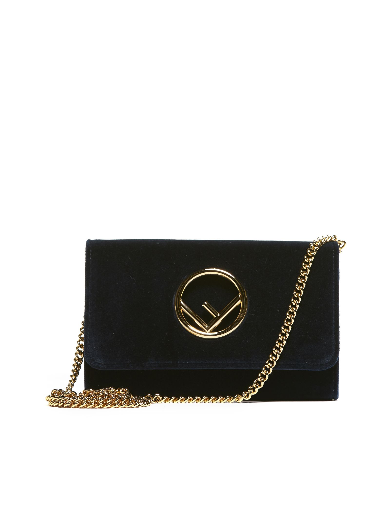 FENDI MINI CHAIN SHOULDER BAG