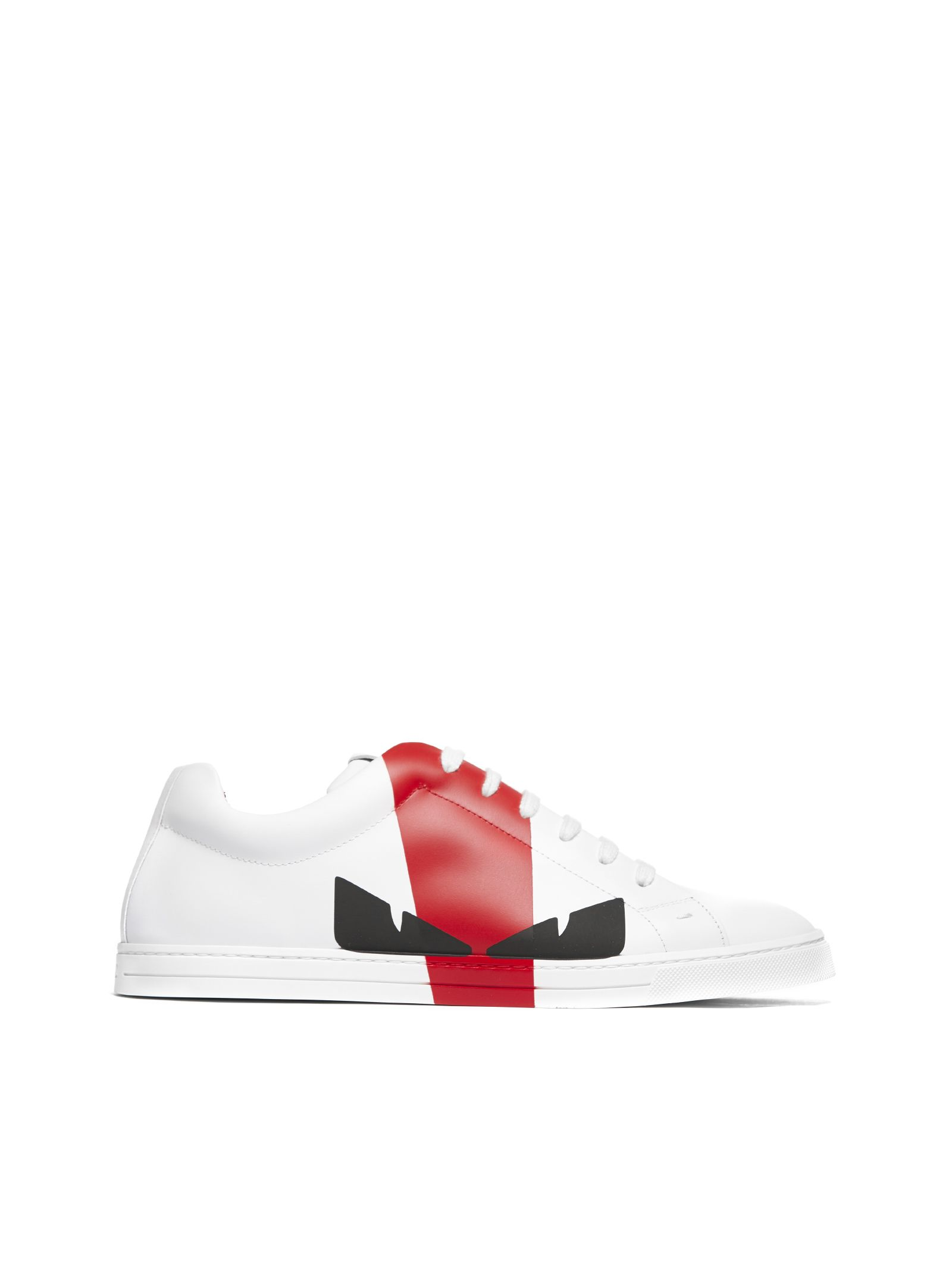 Fendi Bad-bugs Patch Sneakers 10642839