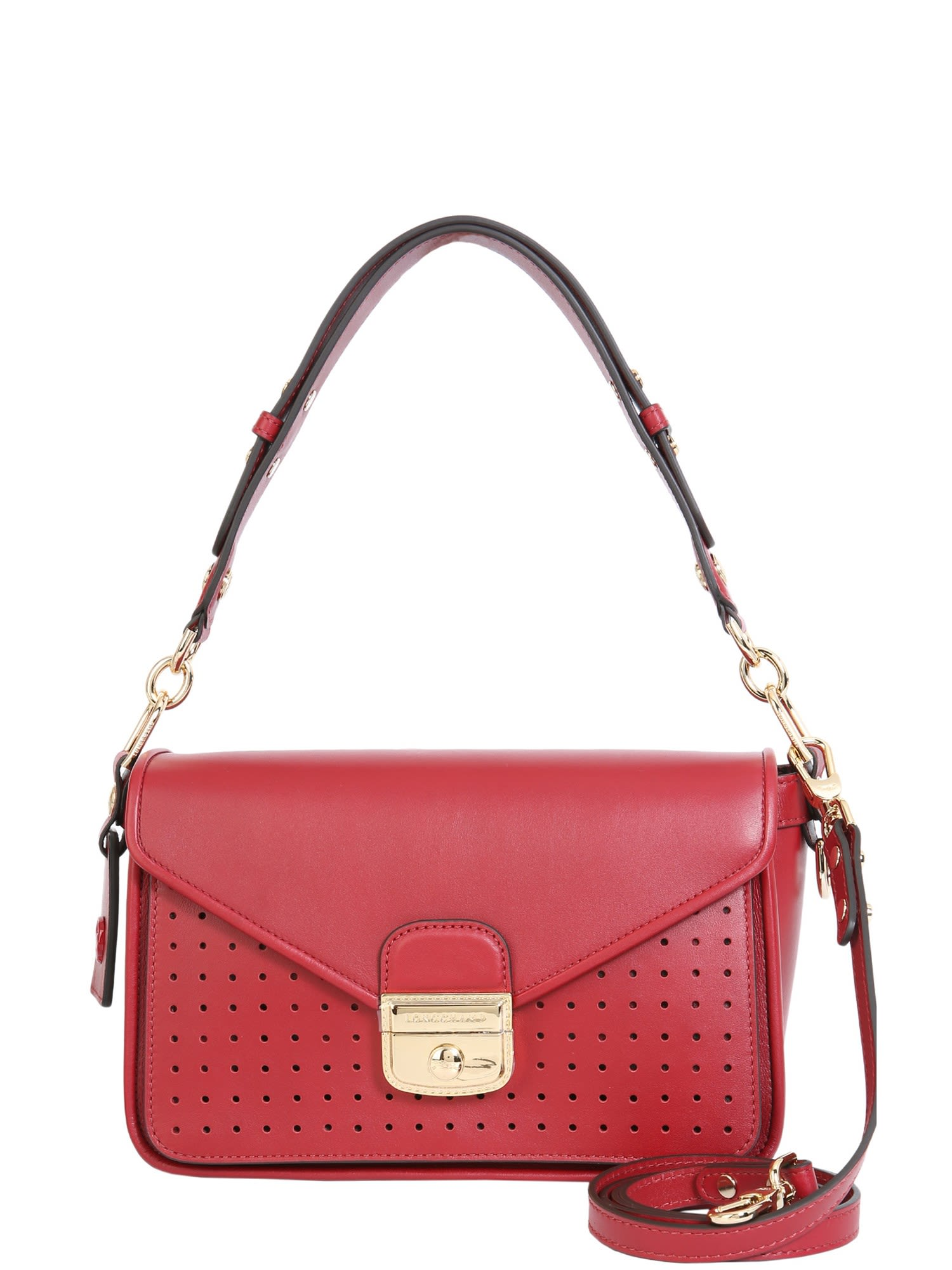 Small Mademoiselle Bag in Bordeaux