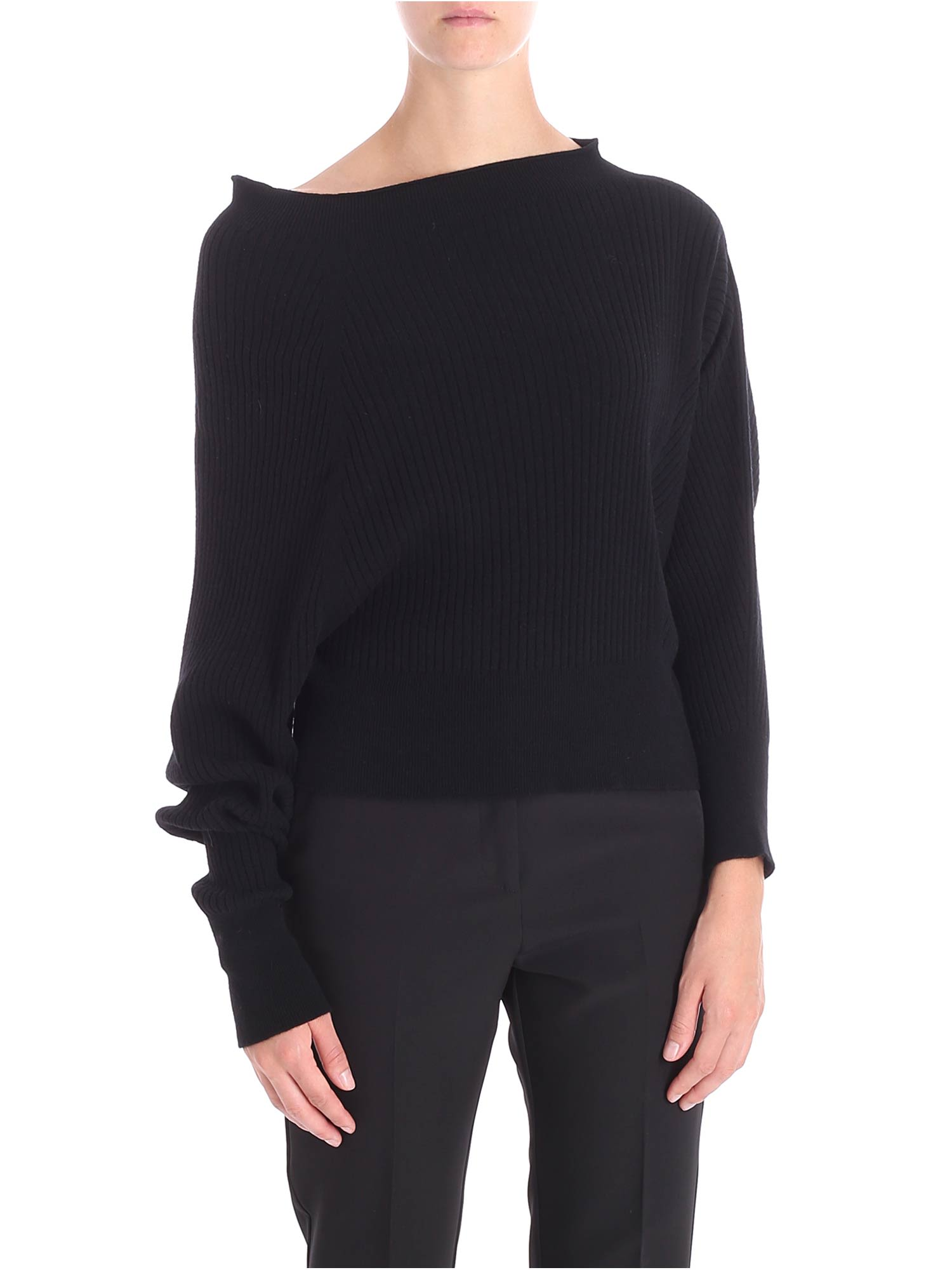 Liviana Conti Wool And Cashmere Blend Sweater