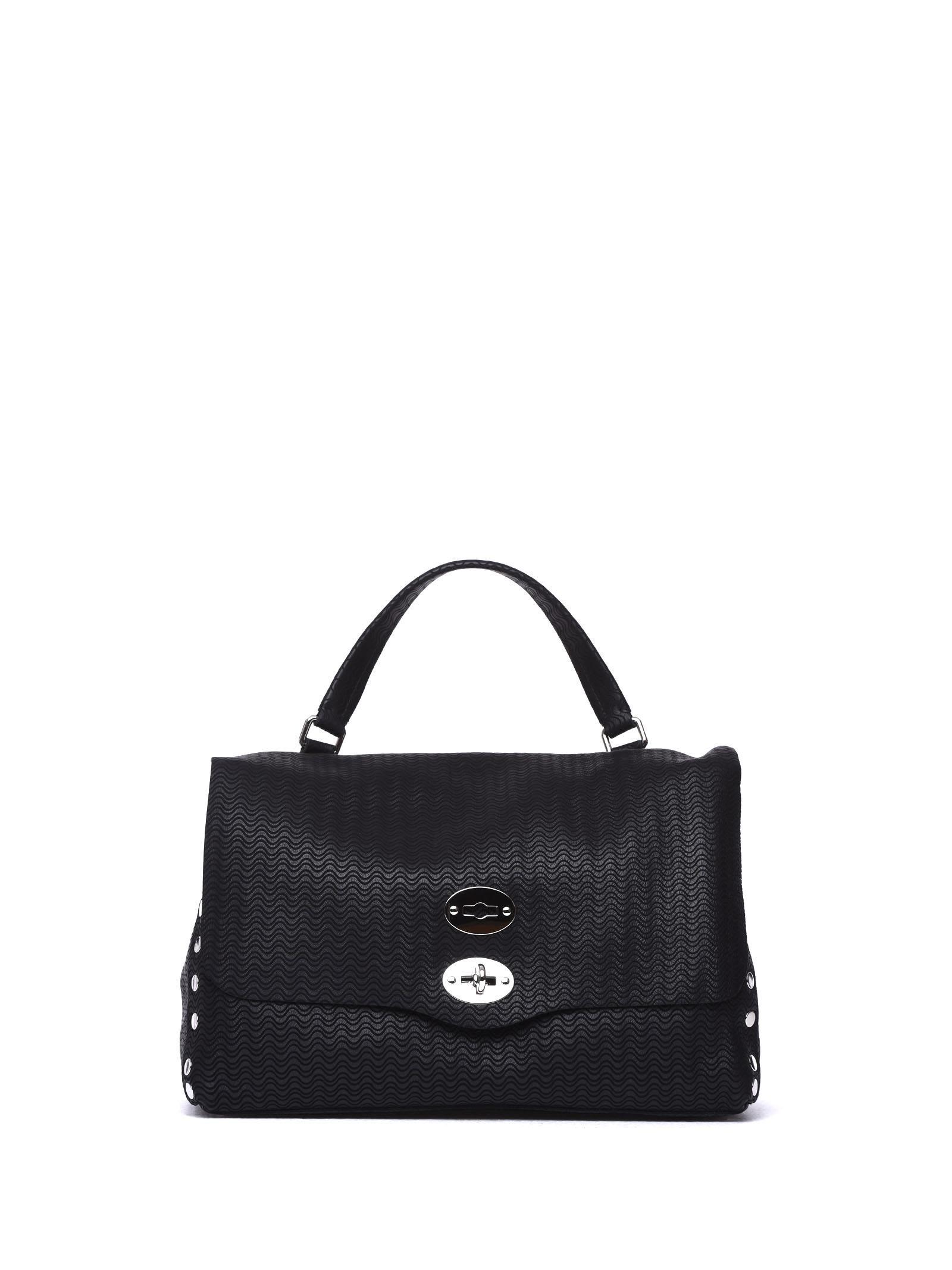 Postina-Bag M Arche Black, Nero