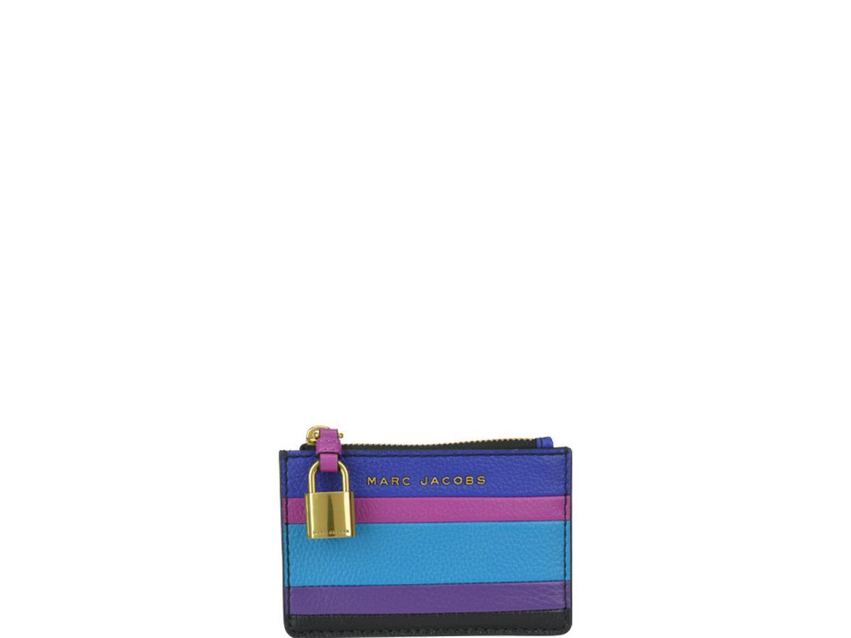 Marc Jacobs Multi Zip Wallet
