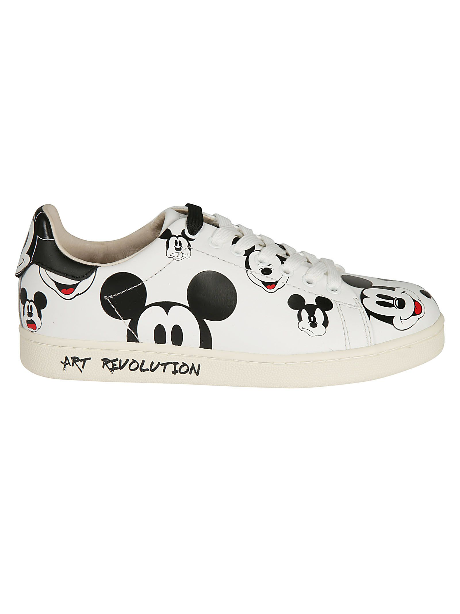 M.o.a. Master Of Arts MOA MASTER OF ARTS MICKEY MOUSE SNEAKERS