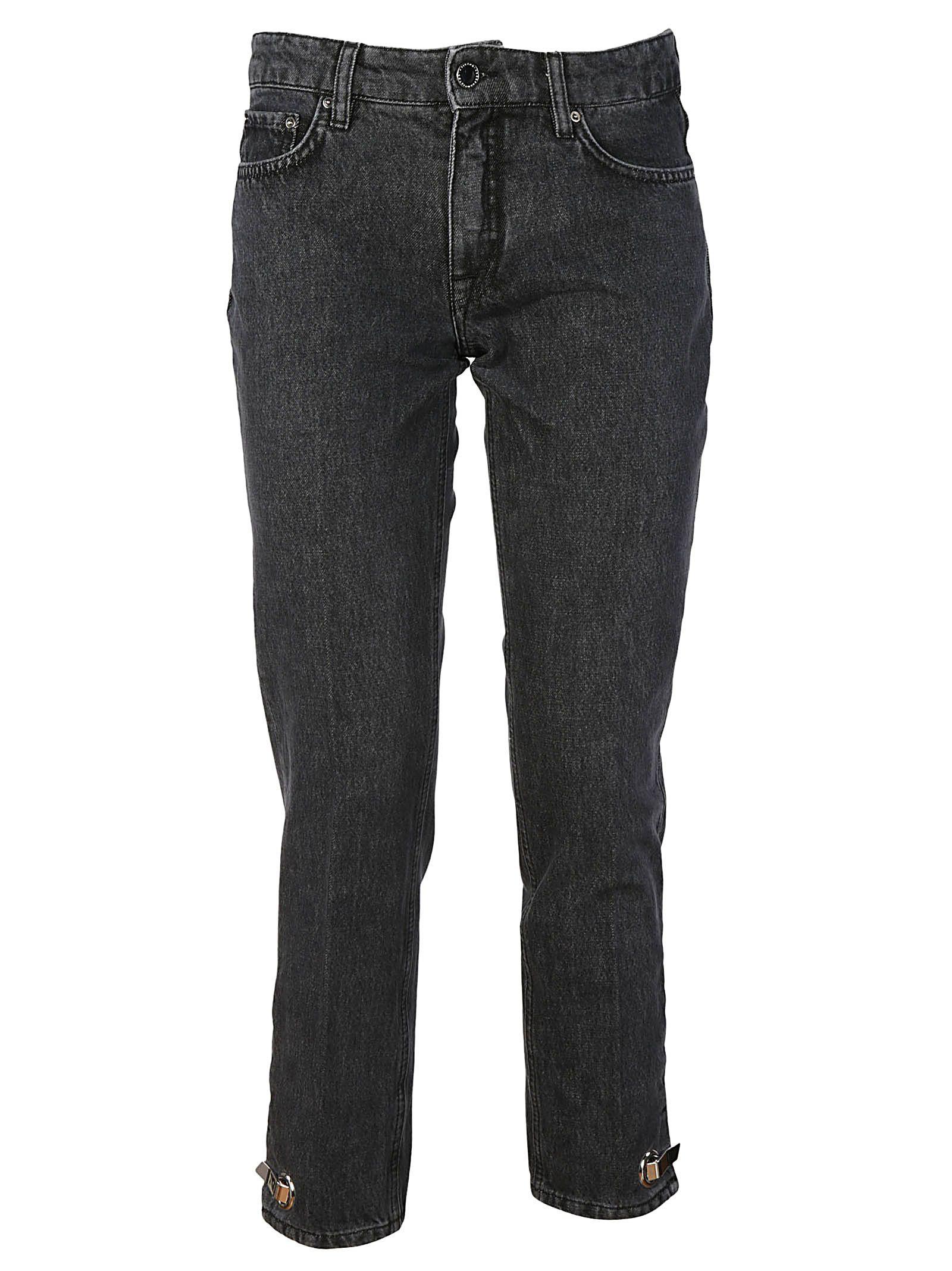 cropped jeans - Black Victoria Beckham 31YcXEJ8