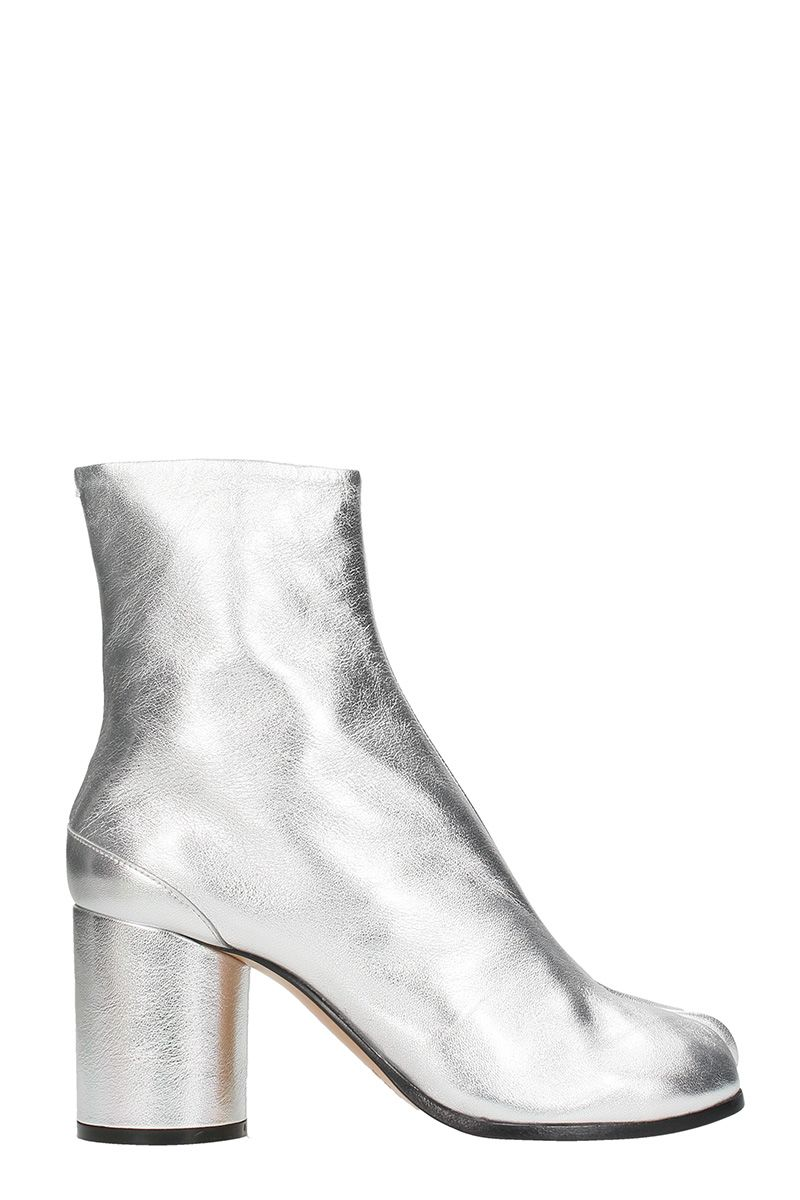 maison margiela -  Tabi Ankle Boots