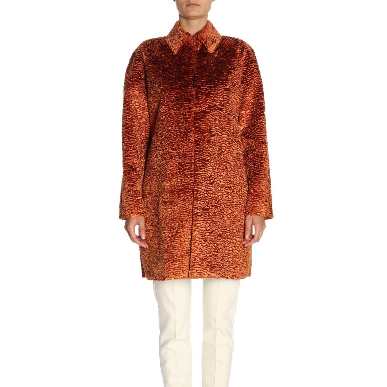 stella jean -  Coat Coat Women