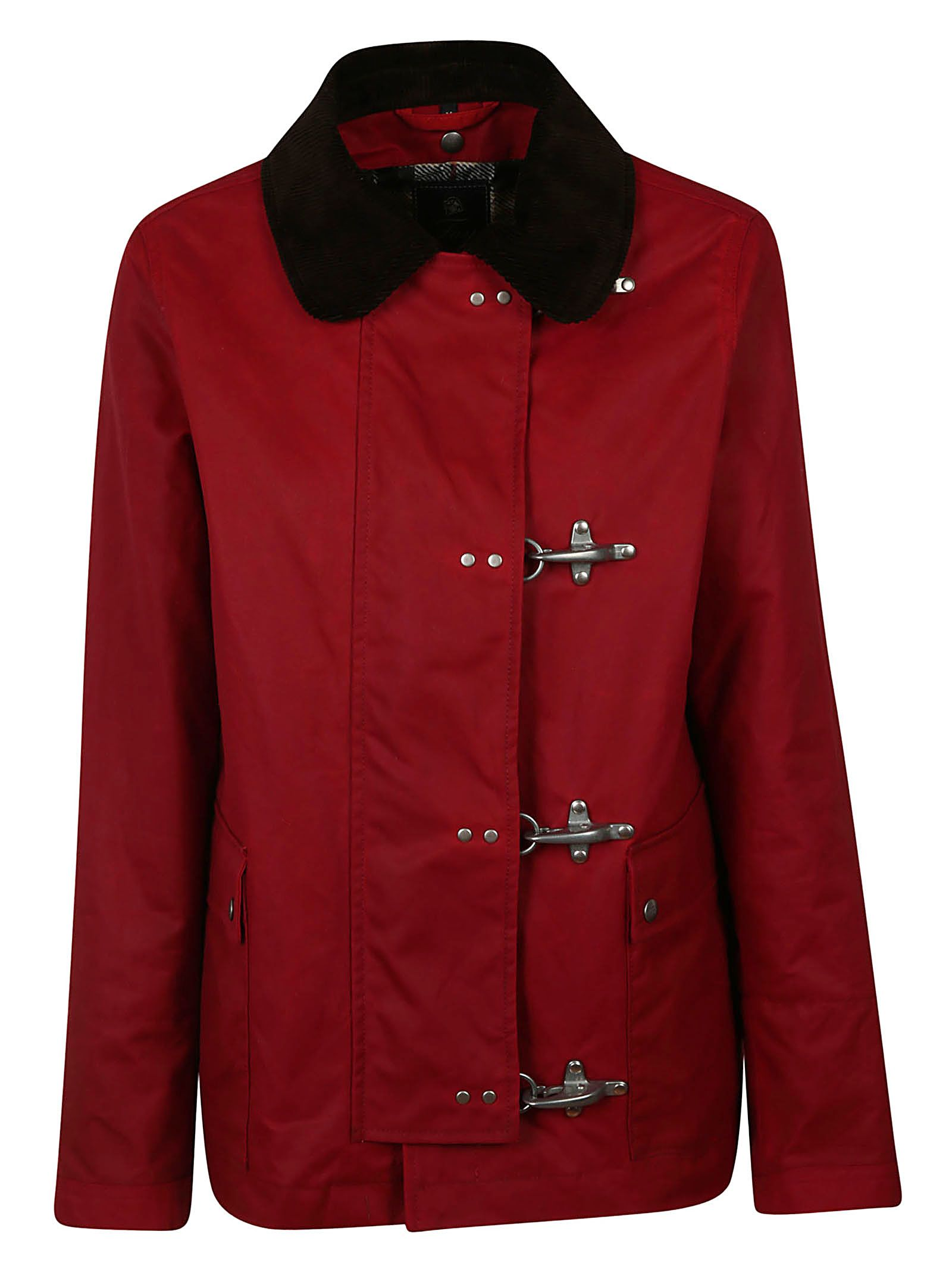 Single Breasted Reversable Coat, R002