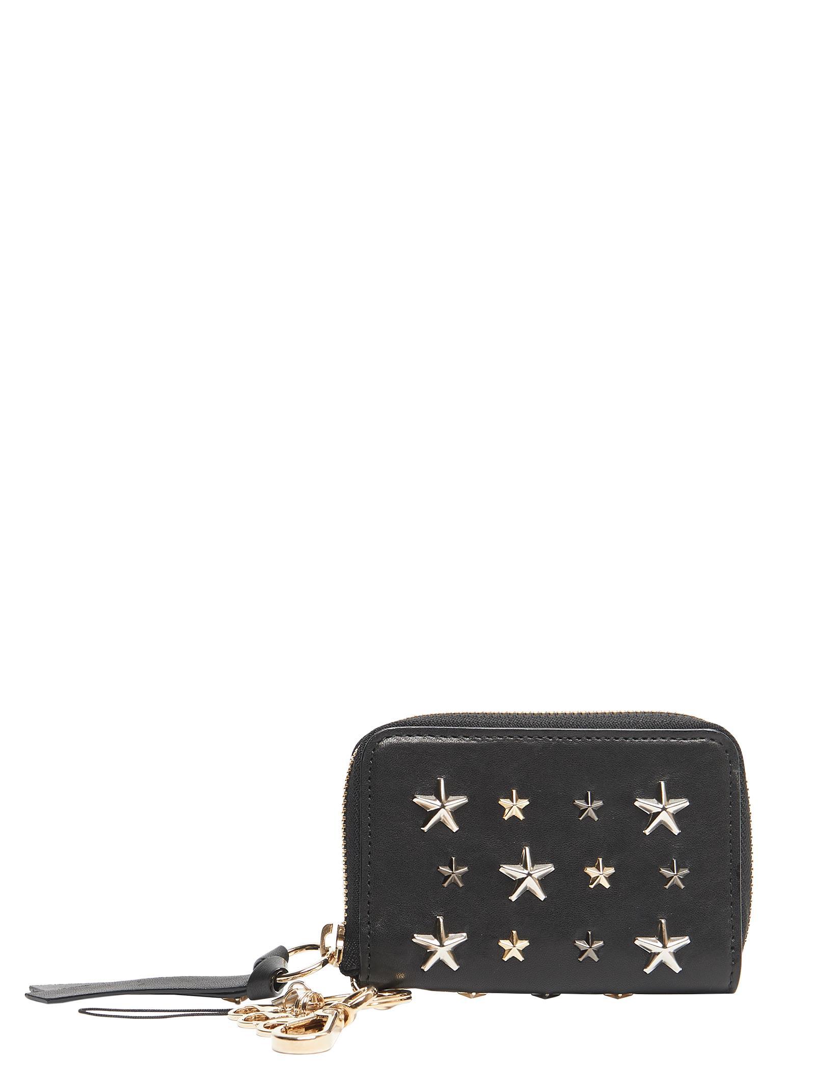 'Regina' Wallet, Black
