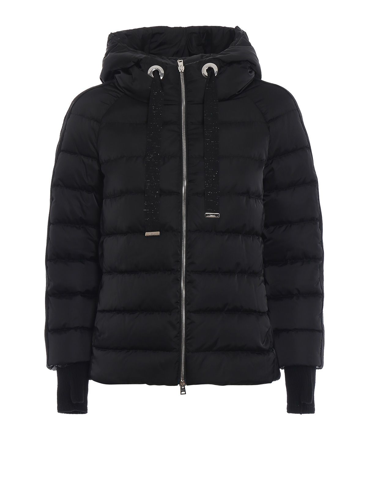 Herno Lurex Padded Jacket
