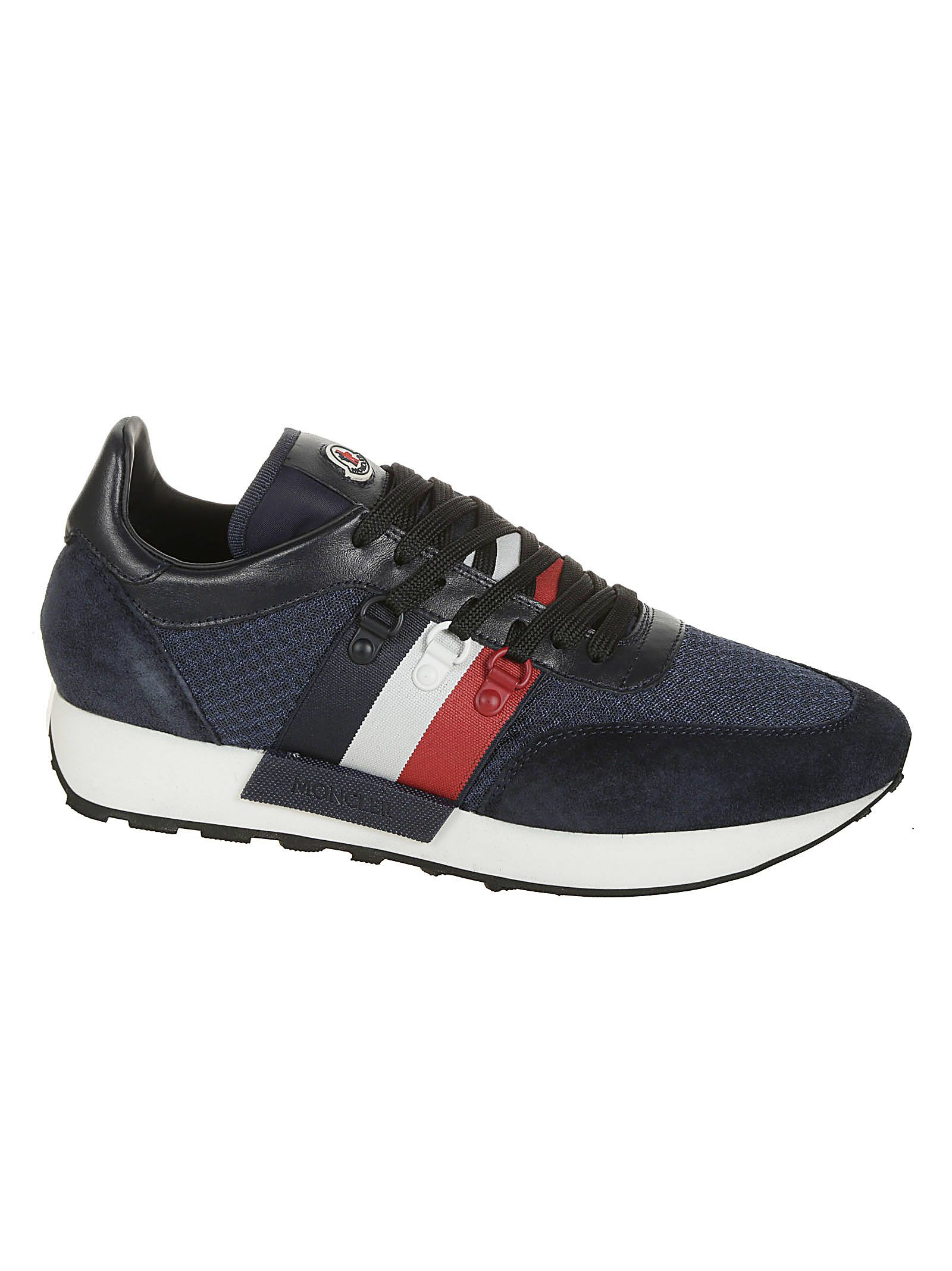 MONCLER NEW HORACE RUNNING SNEAKERS, BLUE