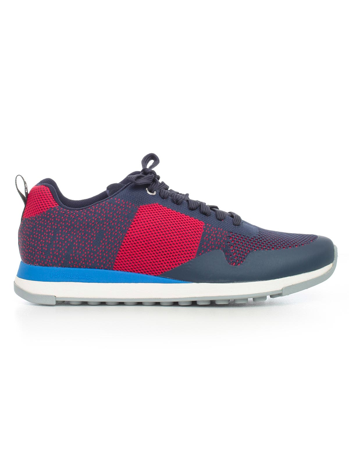 PS BY PAUL SMITH Ps Paul Smith Mesh Detail Sneakers in Blue