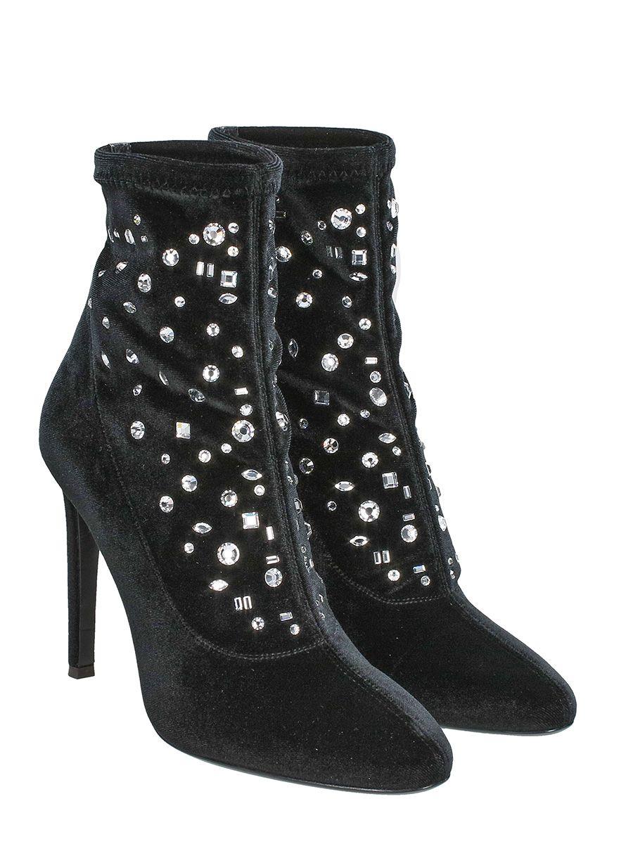 The Dazzing Celeste boots - Black Giuseppe Zanotti kj5X0L