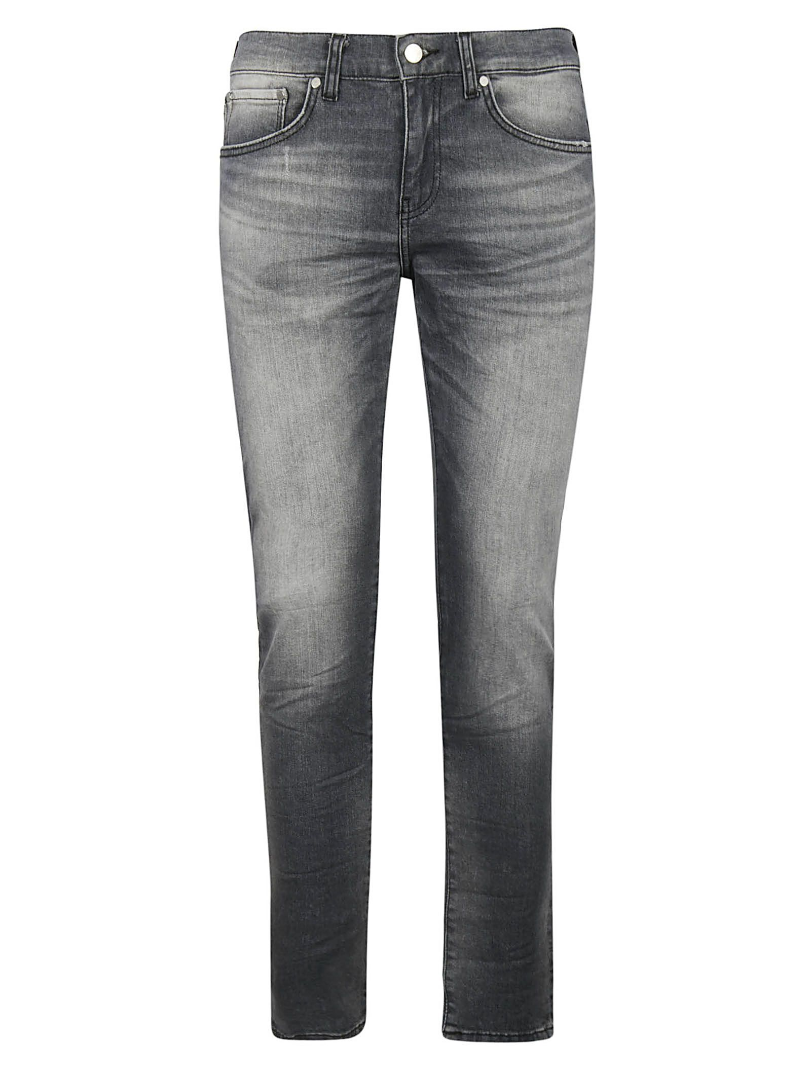 BRIAN DALES Straight Leg Jeans in 010