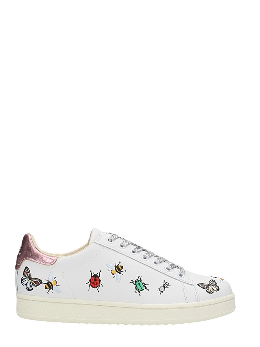 bug embellished M743 sneakers - White MOA Master Of Arts YNr5DDyD