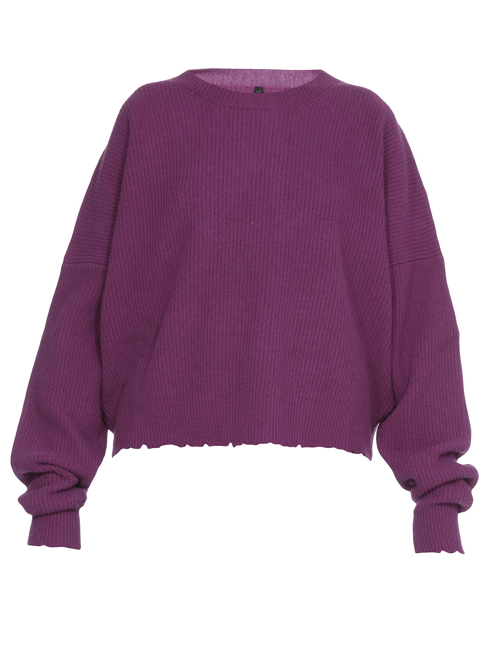 Ben Taverniti Unravel Project OVERSIZE CHOPPED SWEATER