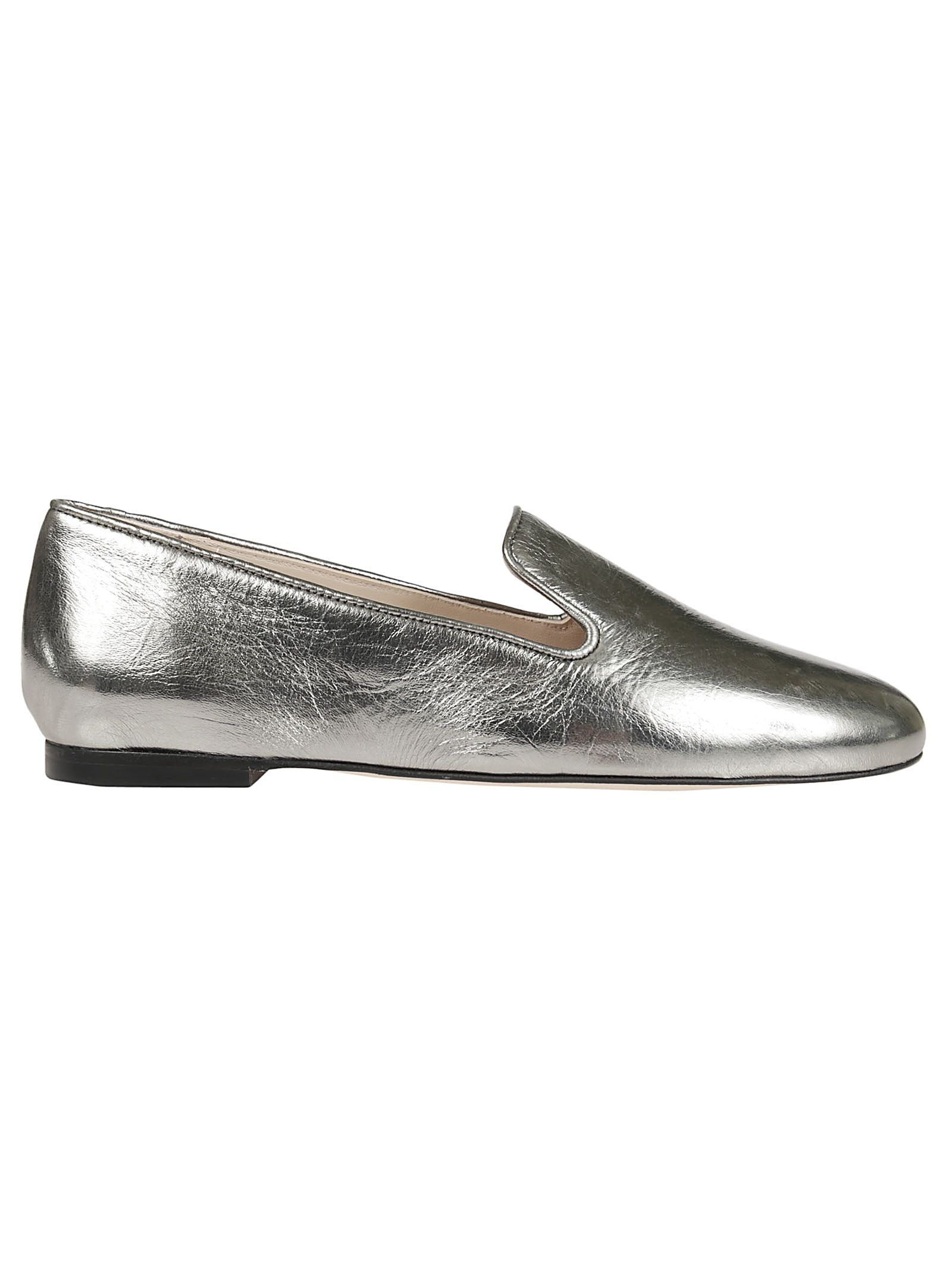 My Guy slippers - Metallic Stuart Weitzman 82Gfmn